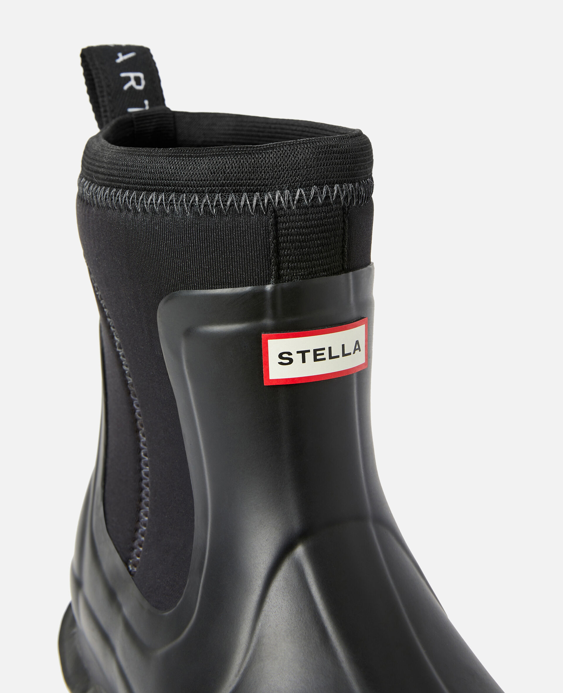 Women's Stella x Hunter Boots-Black-large image number 1