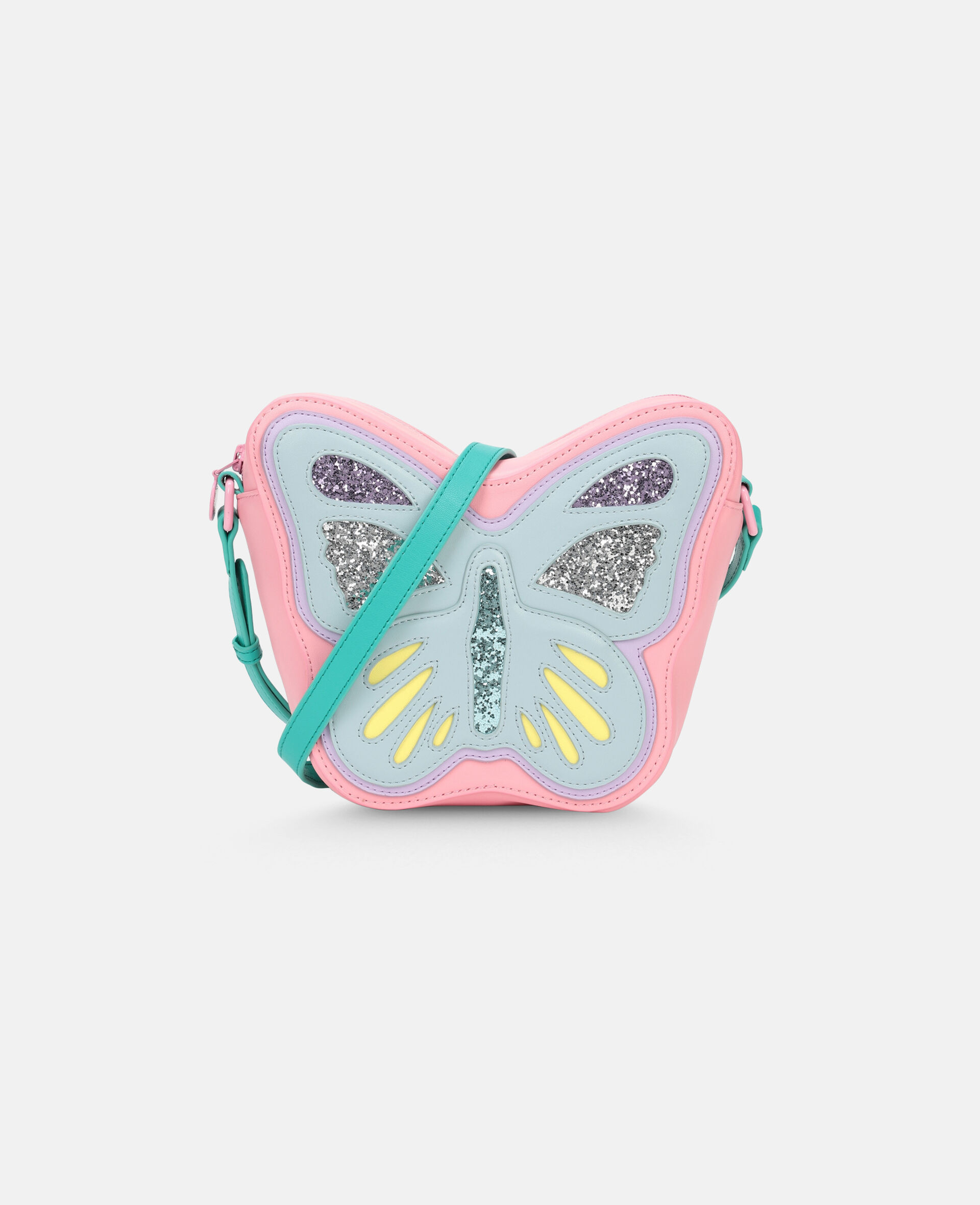Butterfly Shoulder Bag -Blue-large image number 0