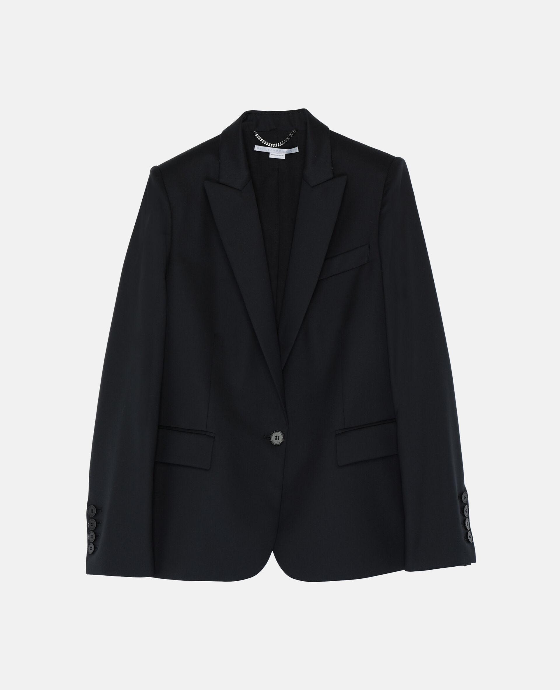 Iris Taioring Jacket-Black-large image number 1
