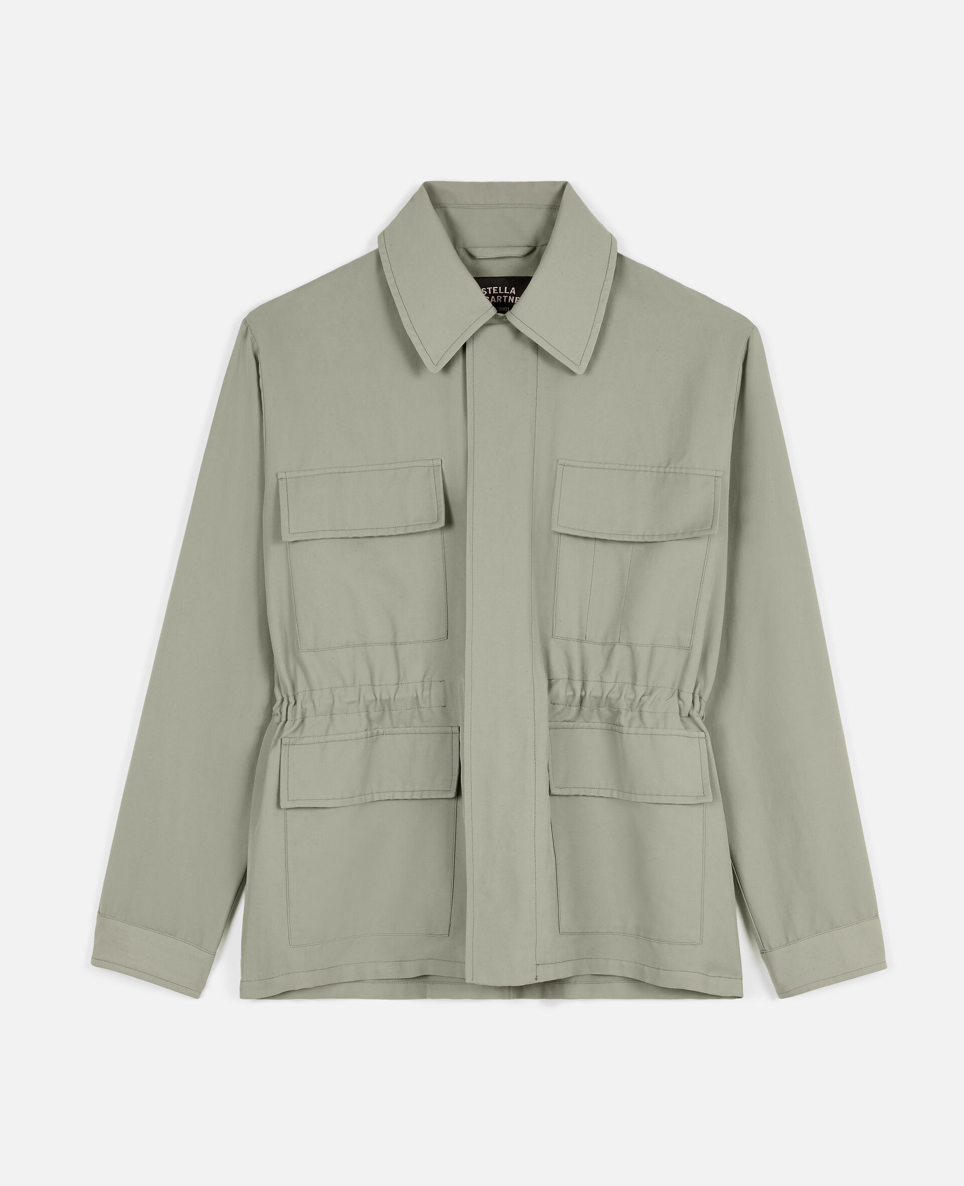 23 OBS Blouson -Green-large image number 0