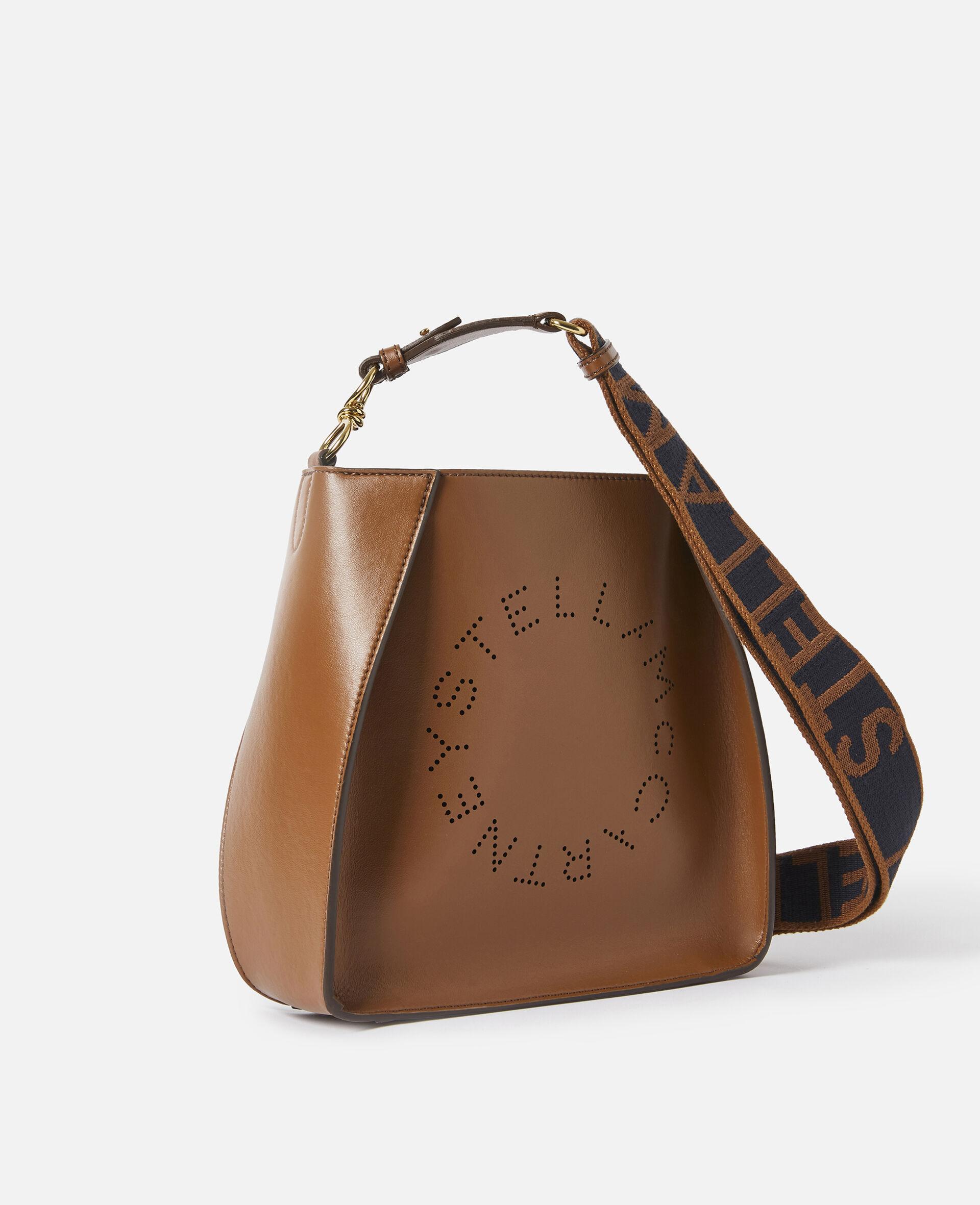 Sac porté épaule logo Stella-Gris-large image number 1