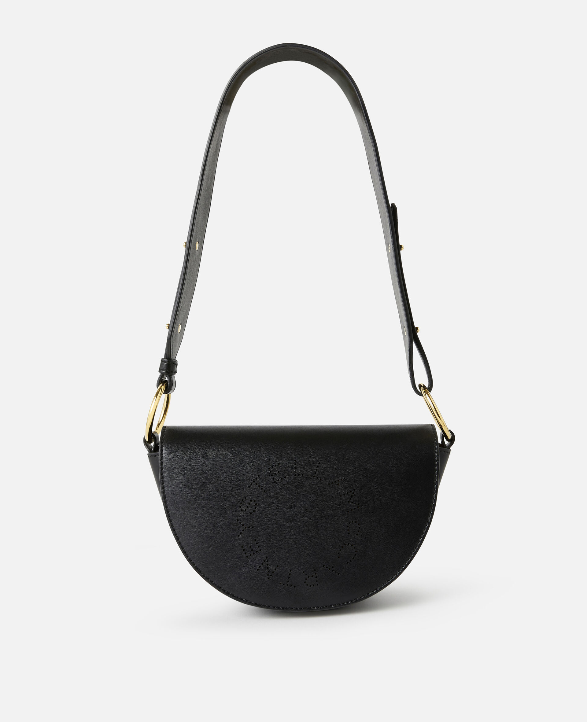 Mini Marlee Logo Bag-Black-large image number 0