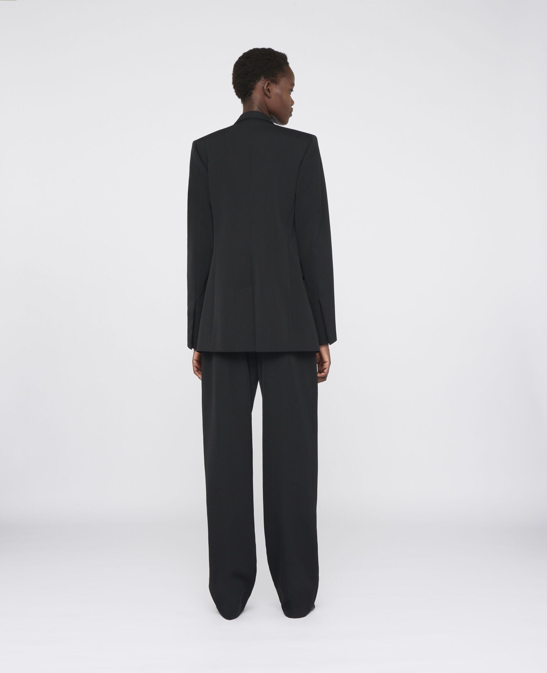 Delilah Tailored Jacket-Black-large image number 2