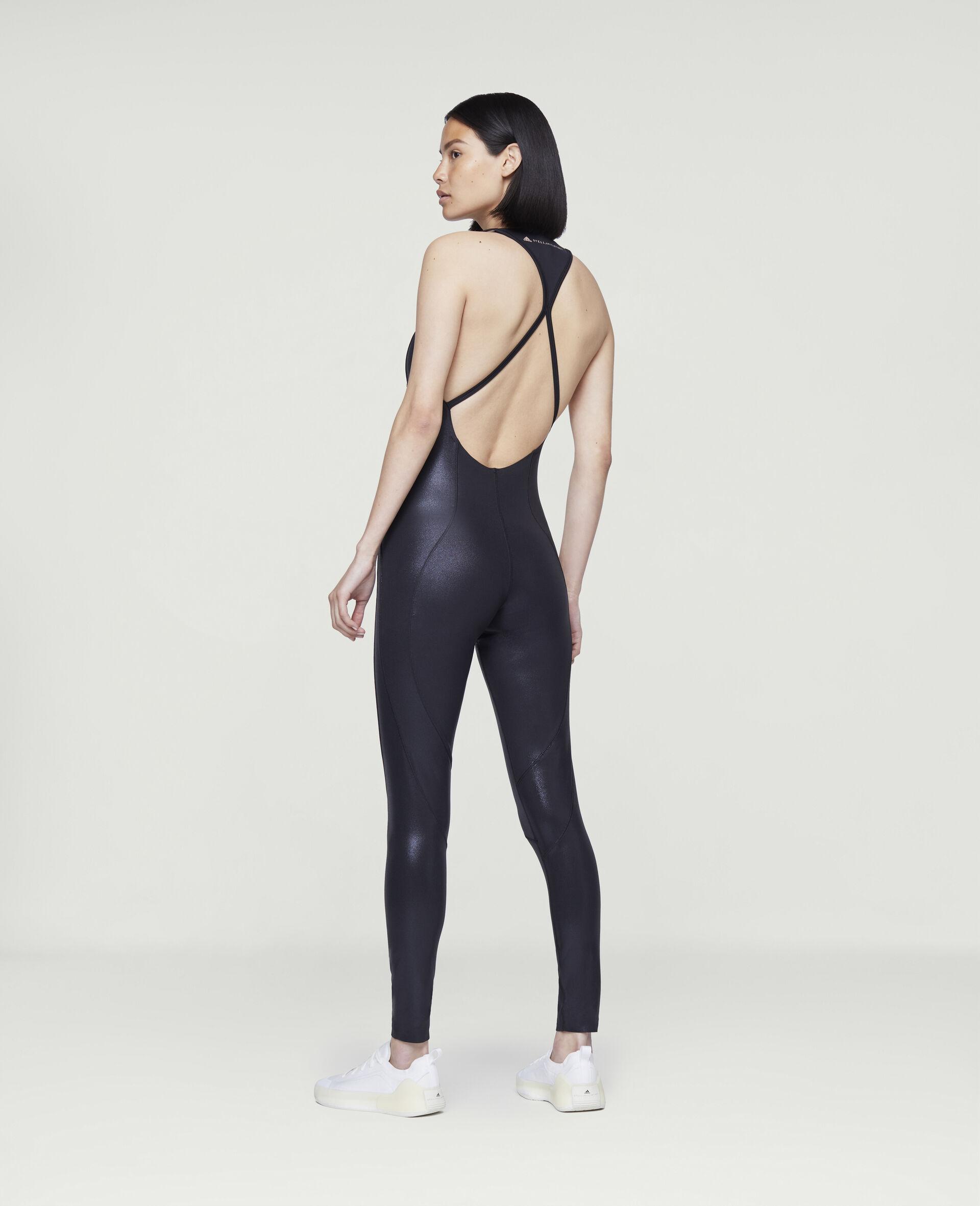 Black Training Bodysuit-Black-large image number 2