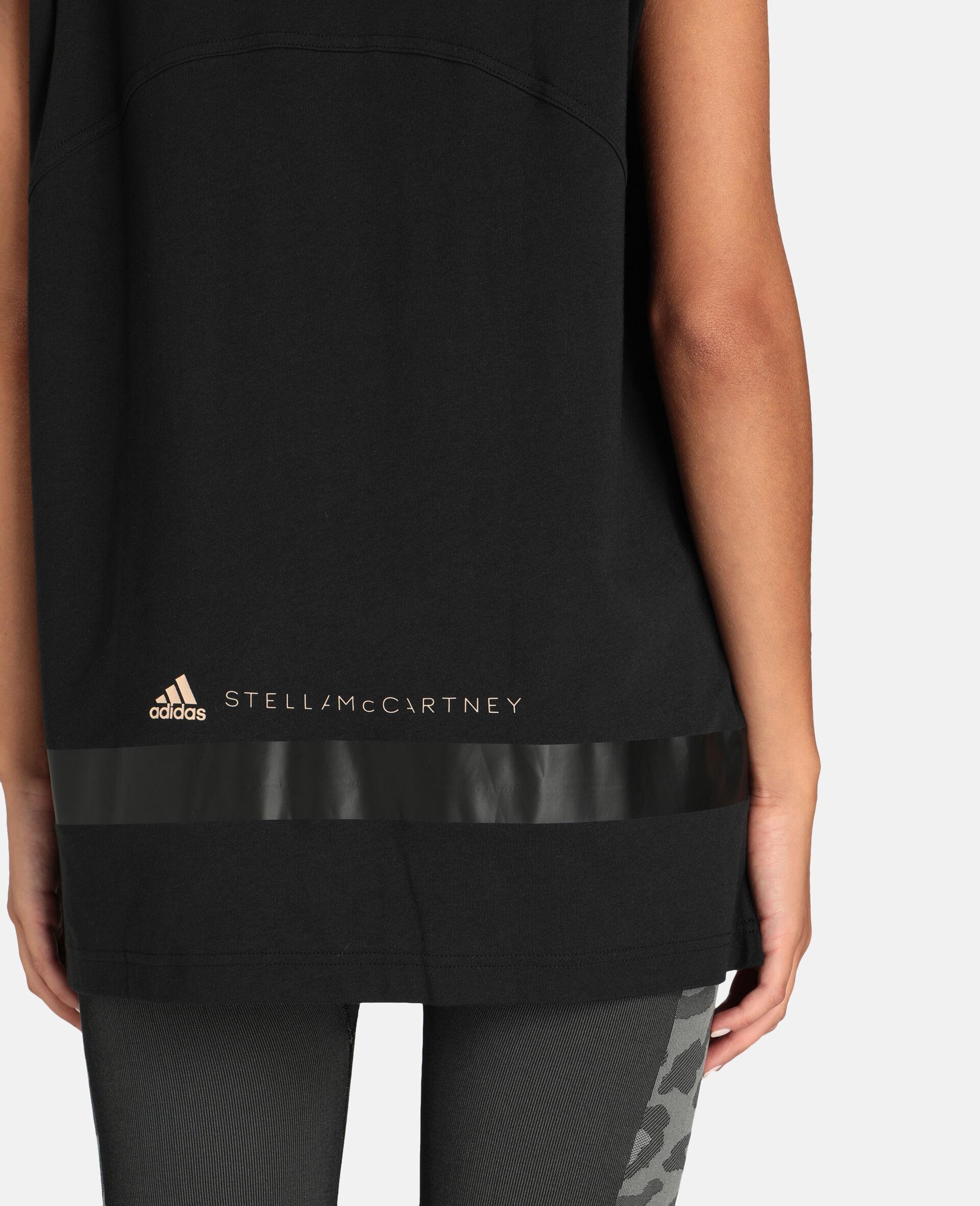 Black Training Vest-Black-large image number 3
