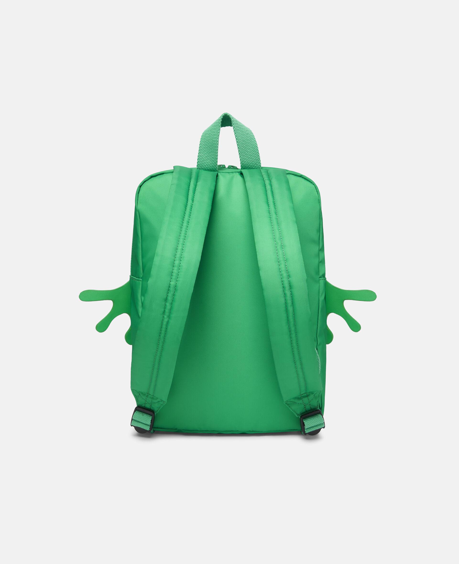 Frog Backpack-Green-large image number 3