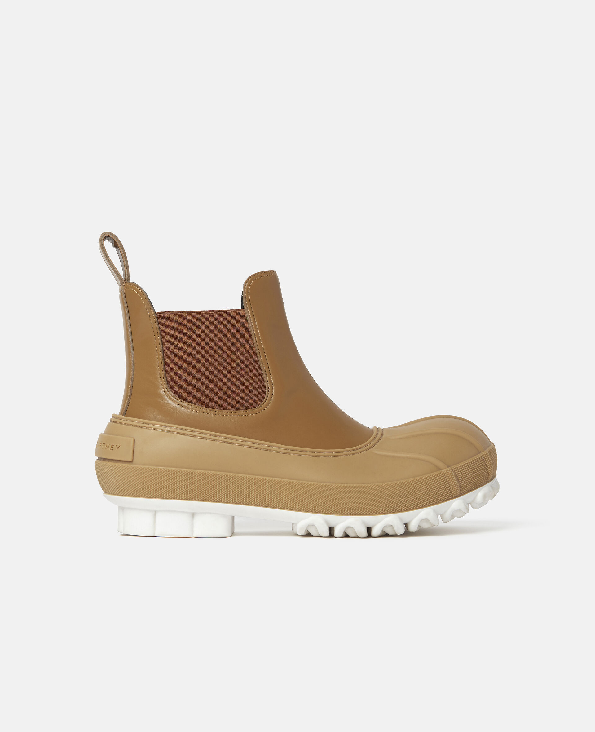Duck City Chelsea-Boots-Brown-large image number 0
