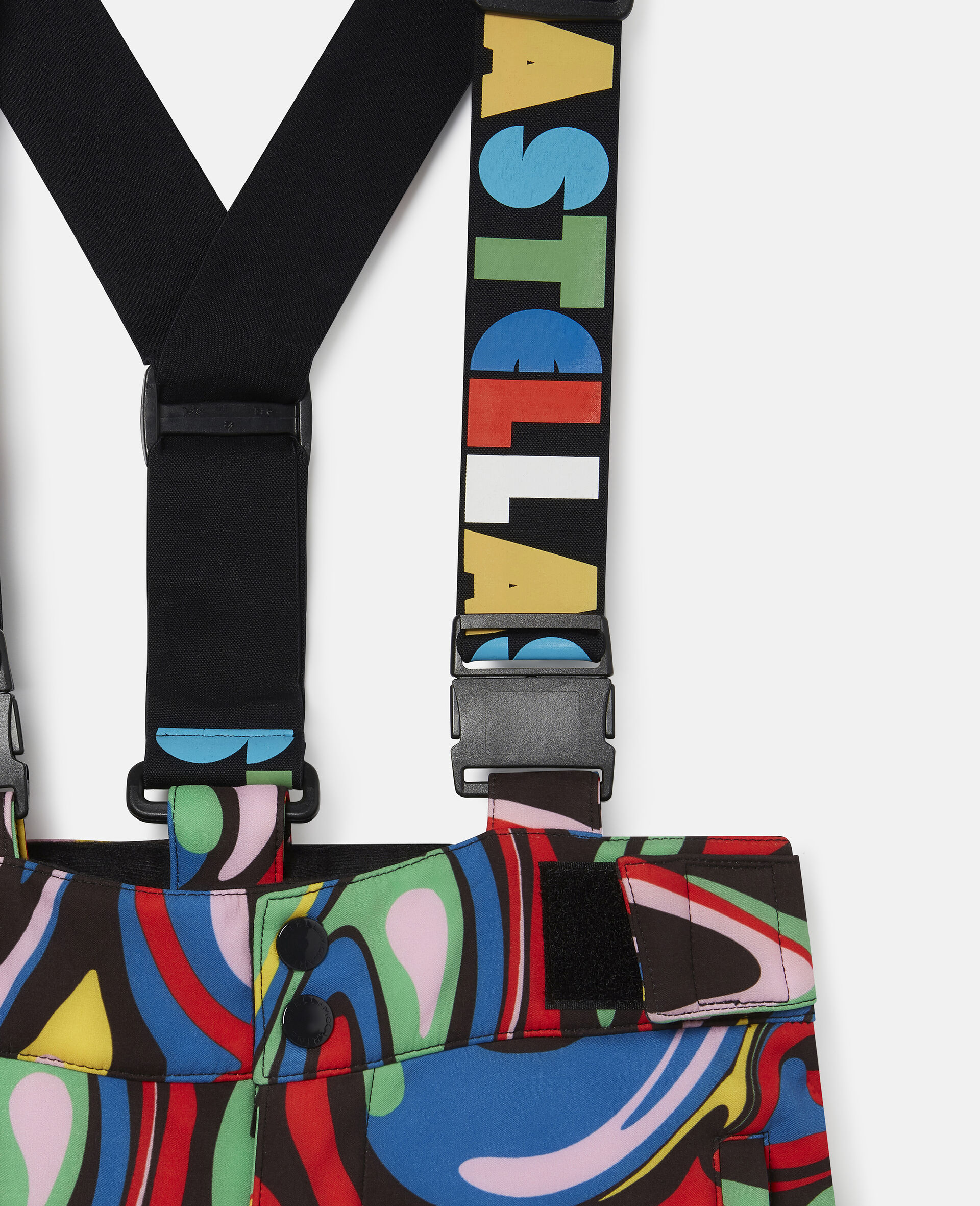 Marble Ski Trousers-Multicolour-large image number 2