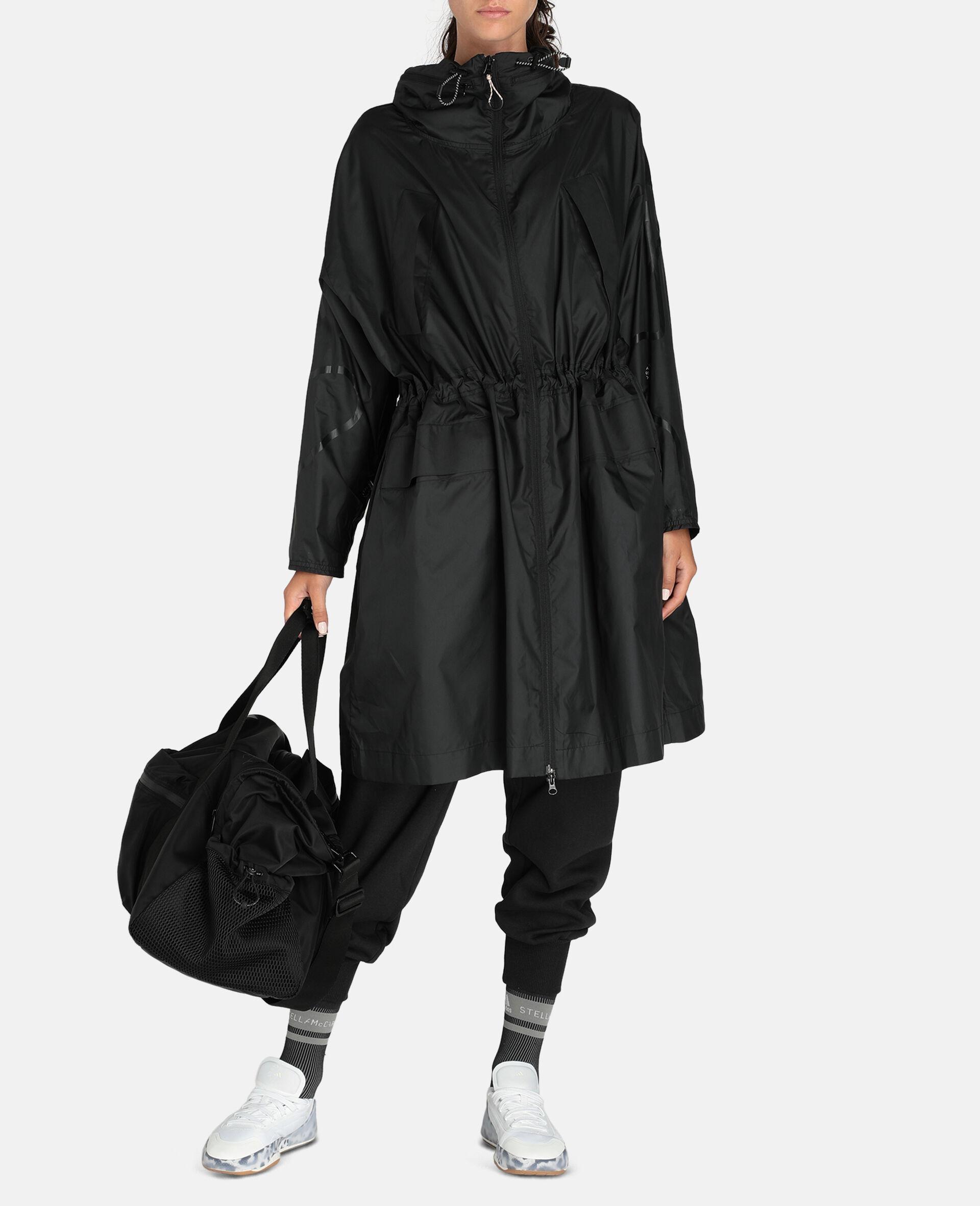 Gray Training Sweatpants-Black-large image number 1
