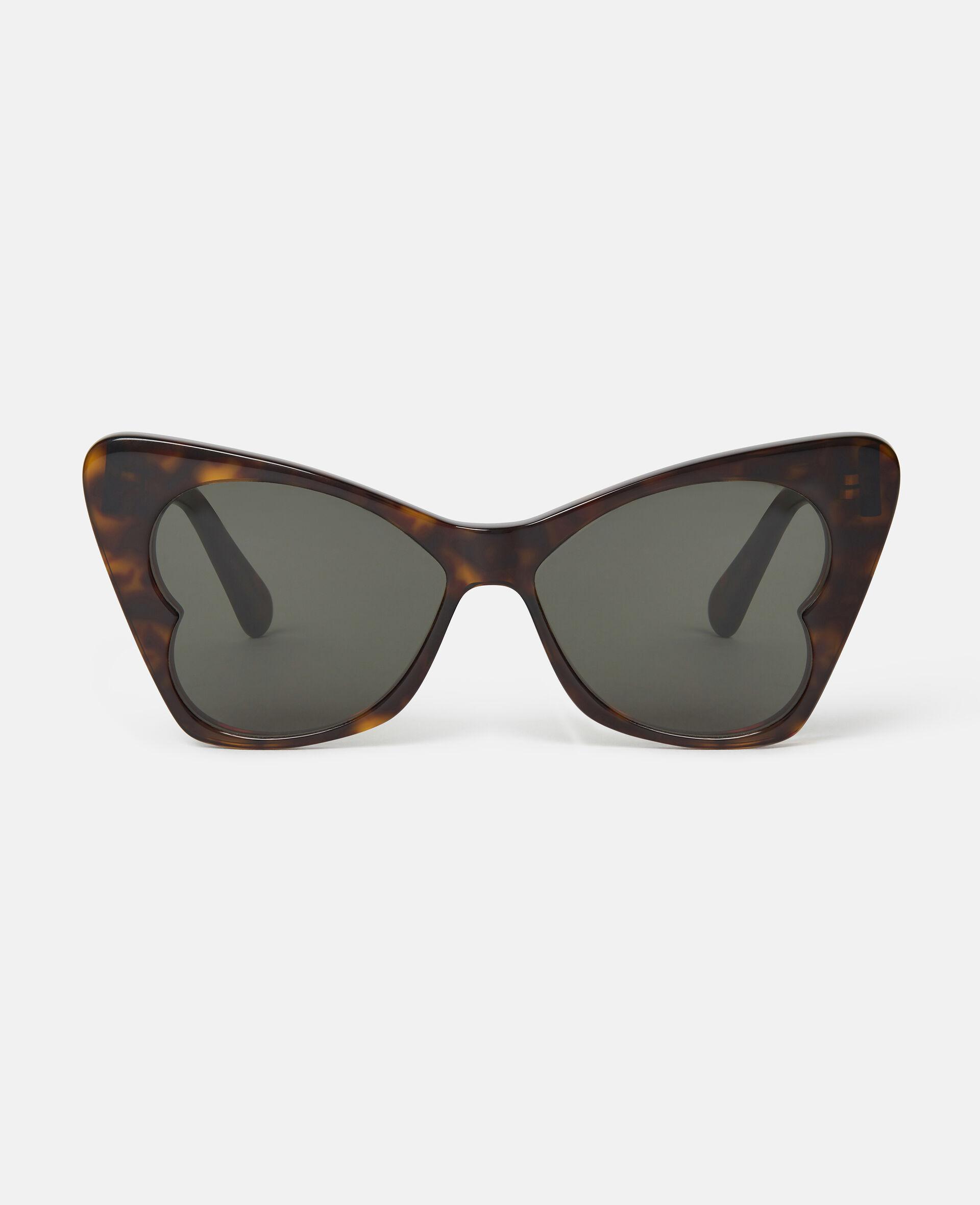 Schmetterling-Sonnenbrille-Schwarz-large image number 0