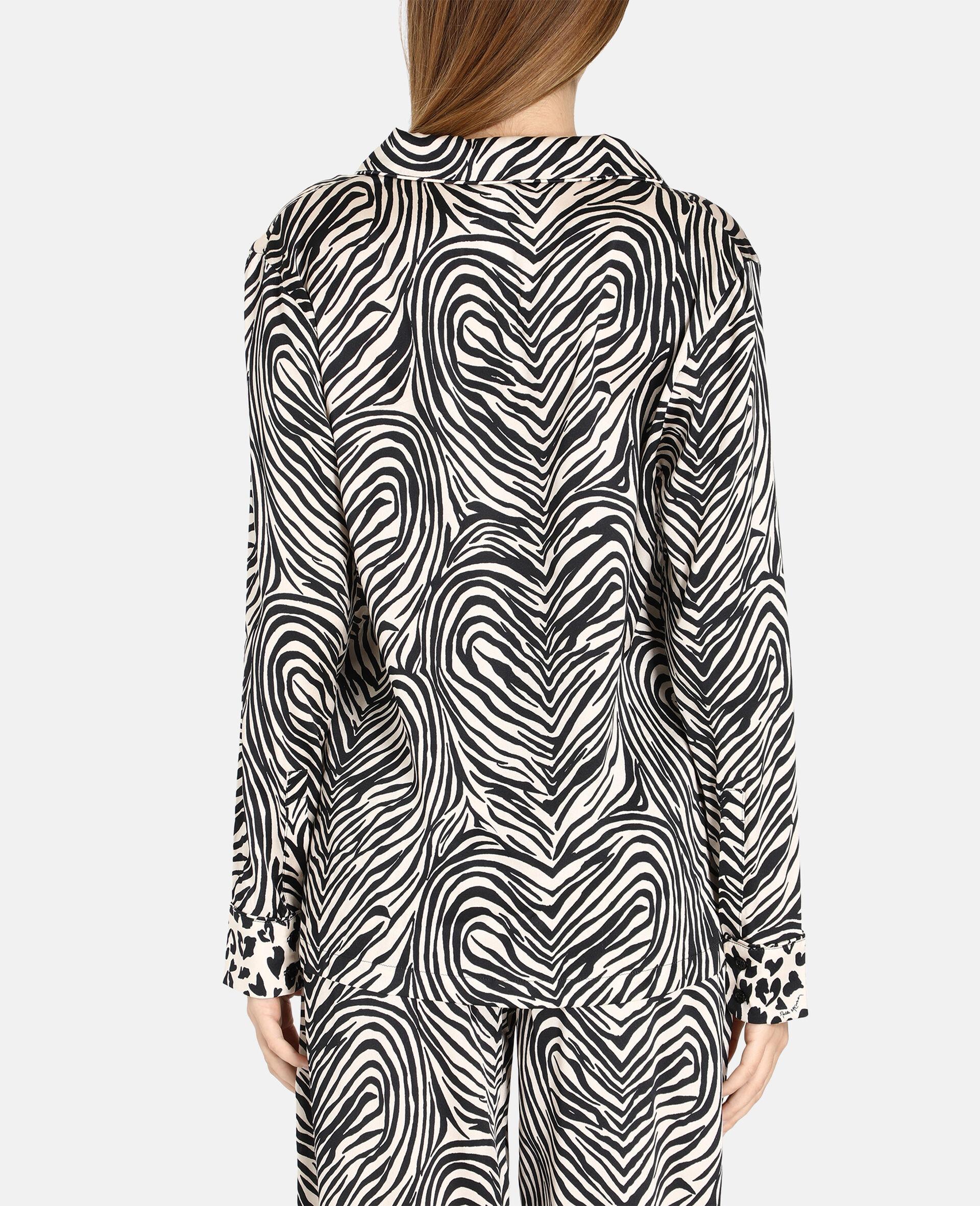 Maggie Twisting Shirt-Beige-large image number 2