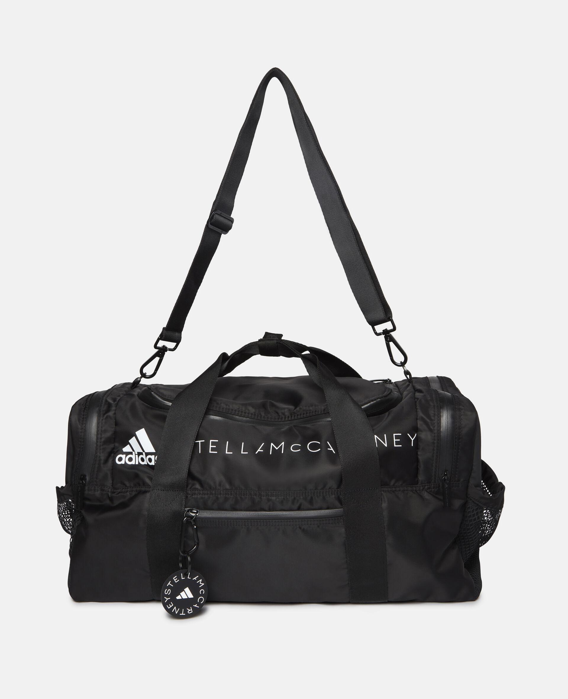 Sac de sport noir carré-Noir-large image number 0