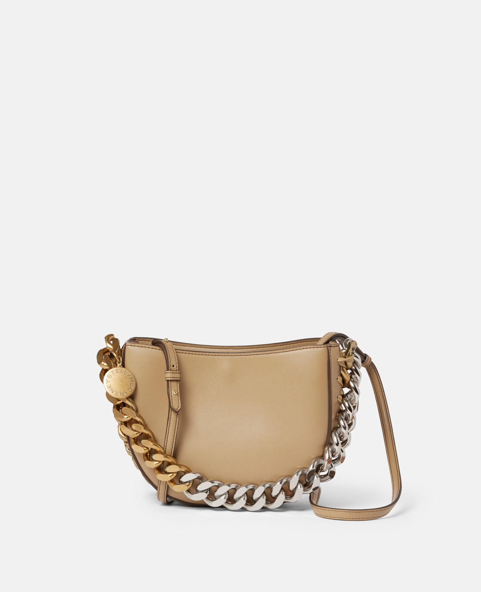 Petit sac porté épaule Frayme-Noir-large image number 0