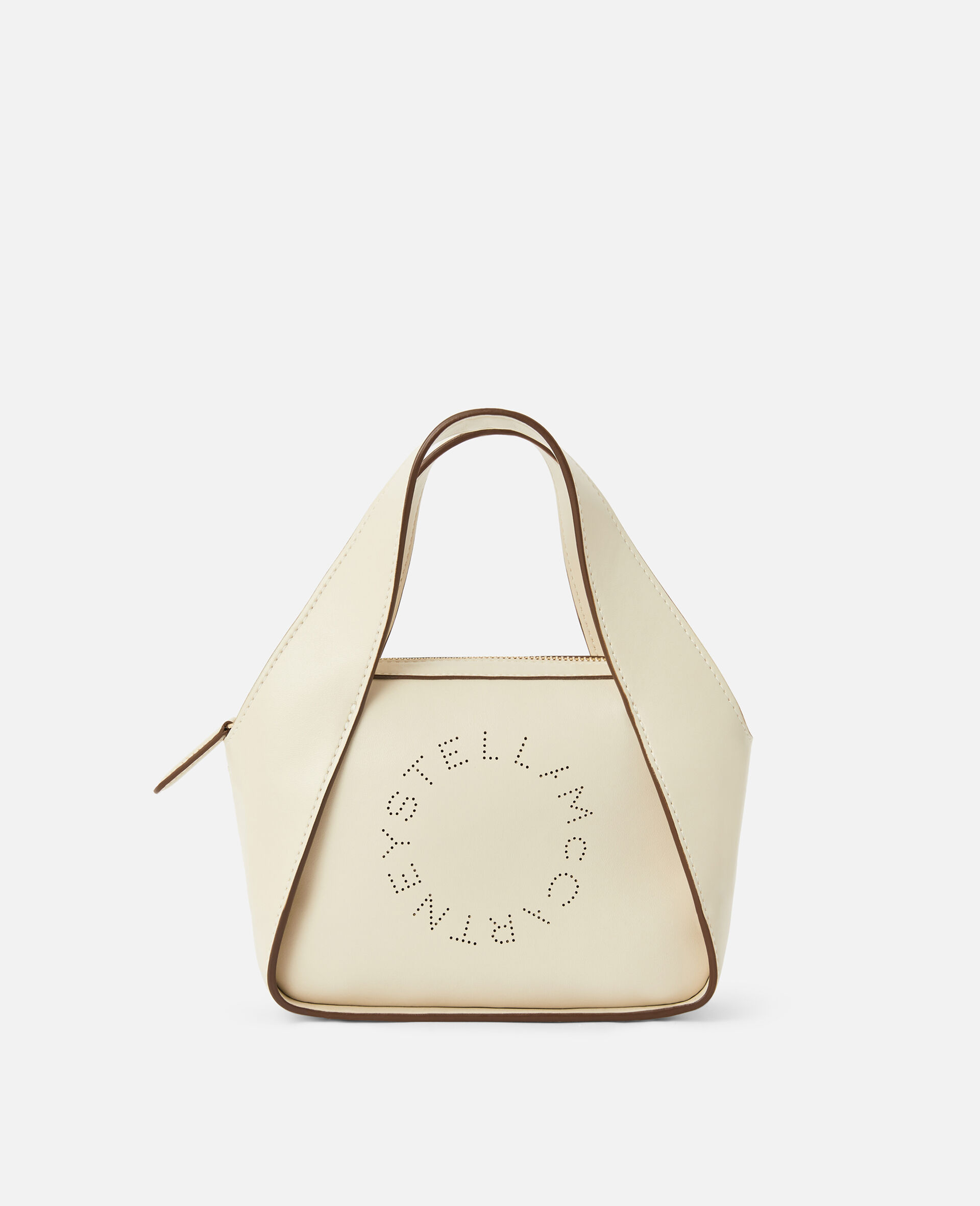 Mini Stella Logo Crossbody Bag -Black-large image number 0