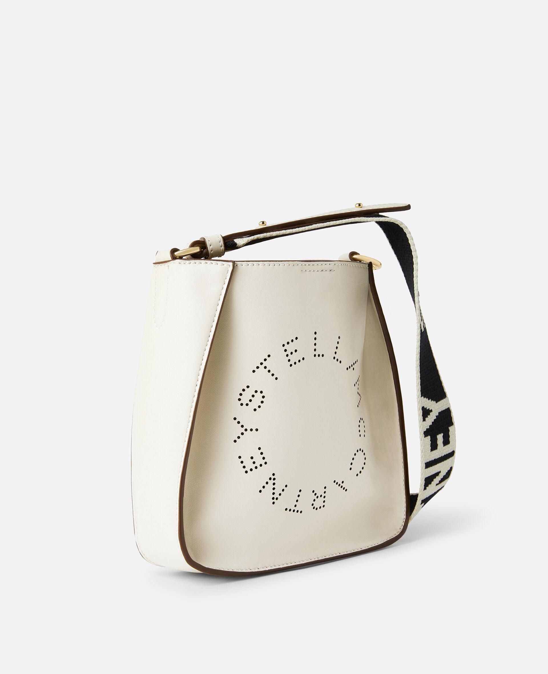 Mini Stella Logo Shoulder Bag -Black-large image number 1
