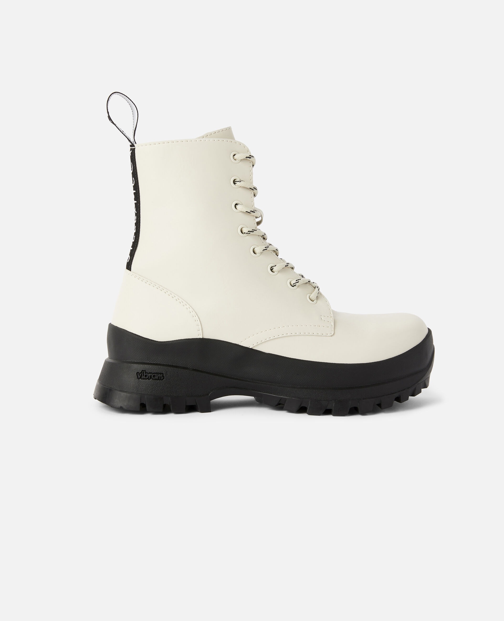 Trace Logo Boots-White-large image number 0