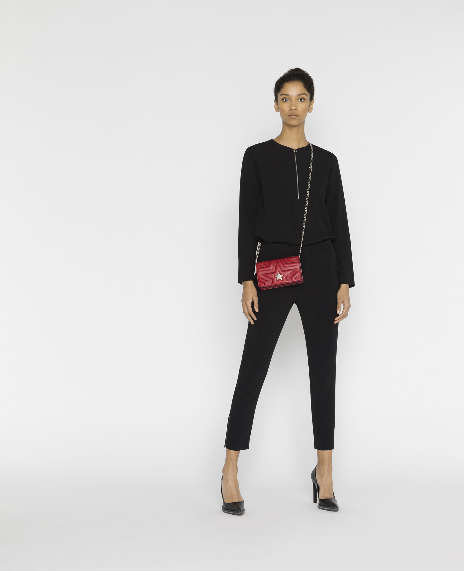 Pantalon Tamara-Noir-large image number 1