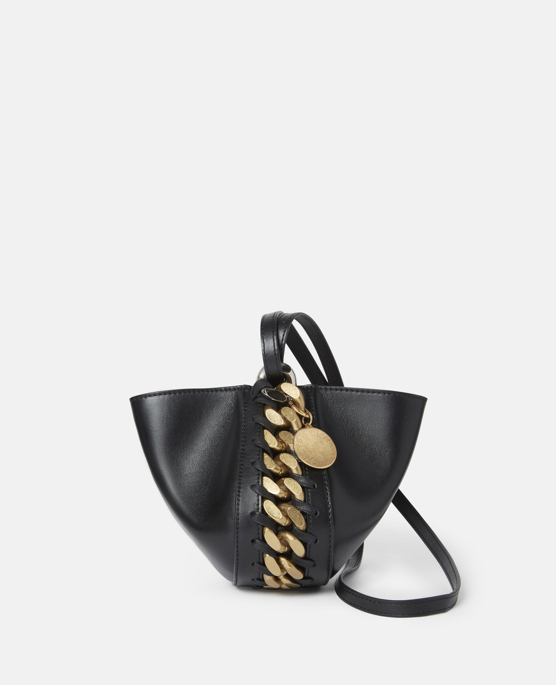 Frayme Clutch Bag-Black-large image number 0
