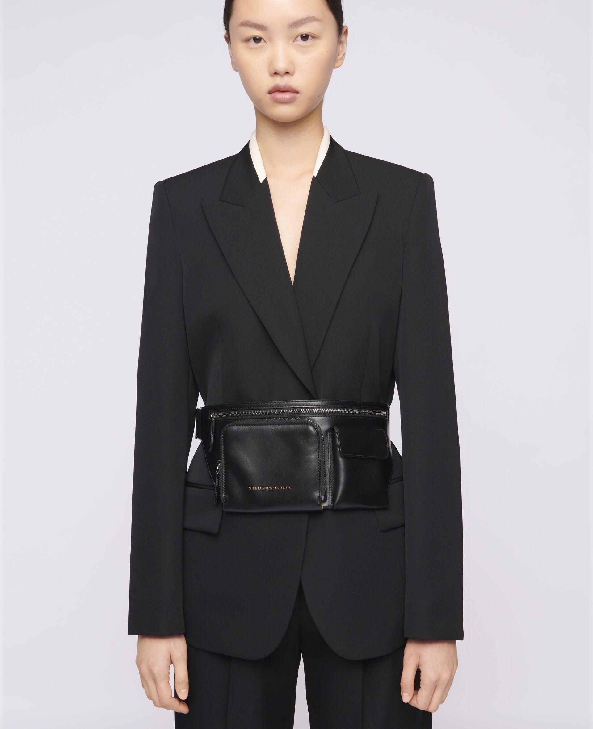 Bella Tailored Jacket-Black-large image number 3