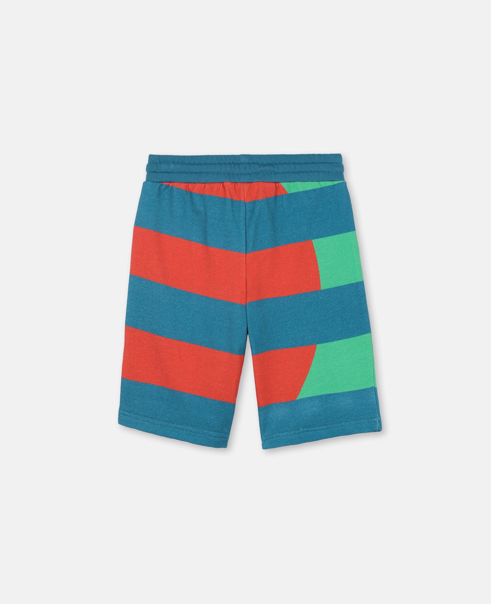 Palm 棉质短裤 -绿色-large image number 3