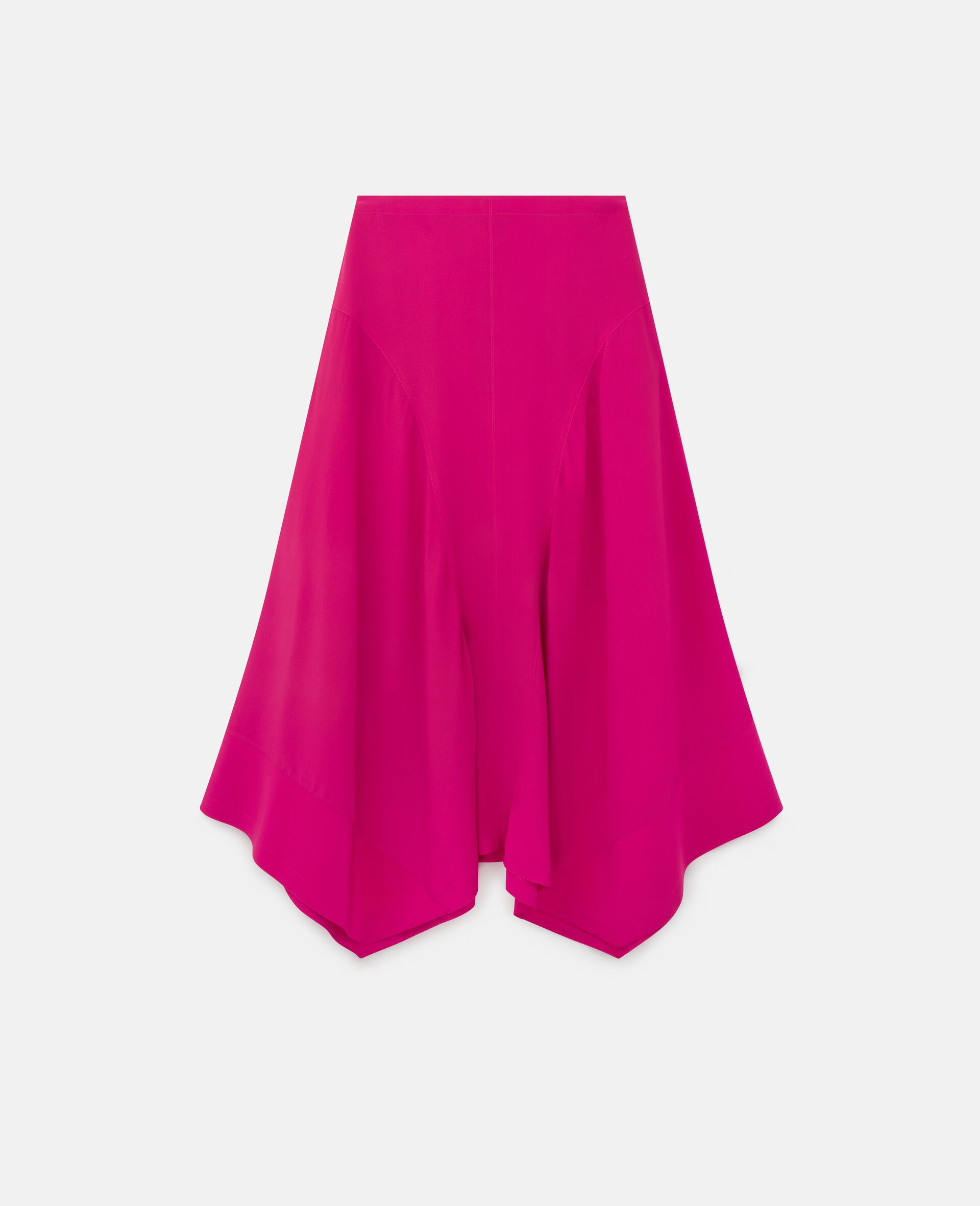 Naya Silk Skirt-Pink-large image number 0