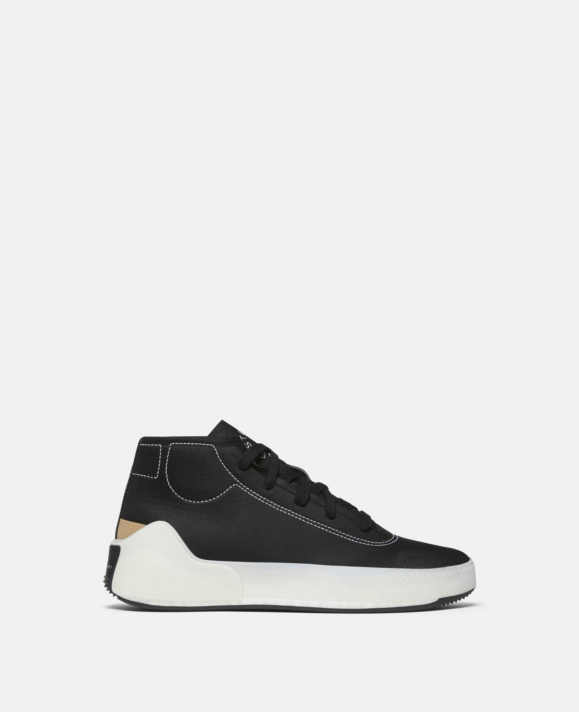 Schwarze Boost Treino Sneaker-Schwarz-large image number 0