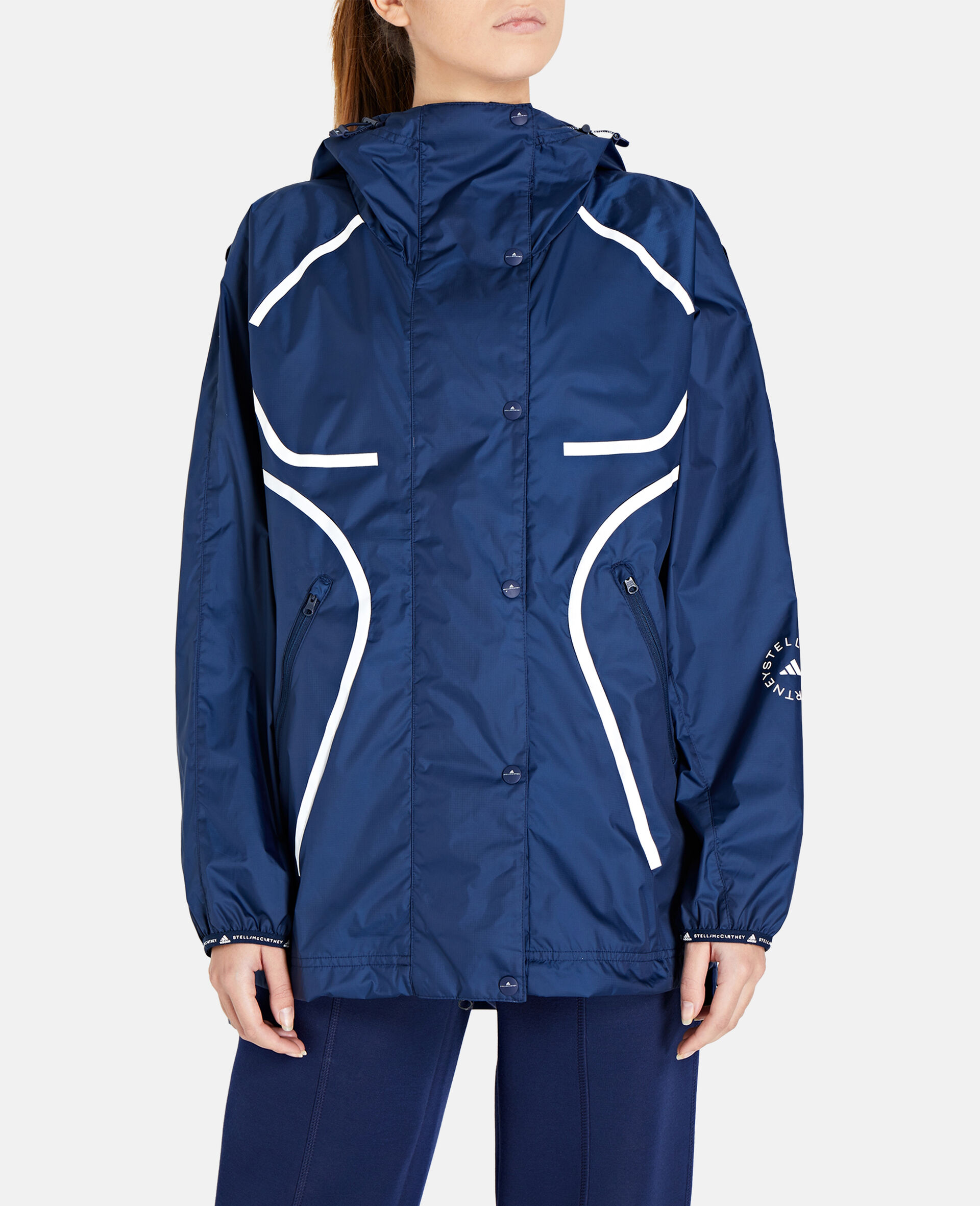 TruePace Wind.rdy Jacket-Blue-large image number 4