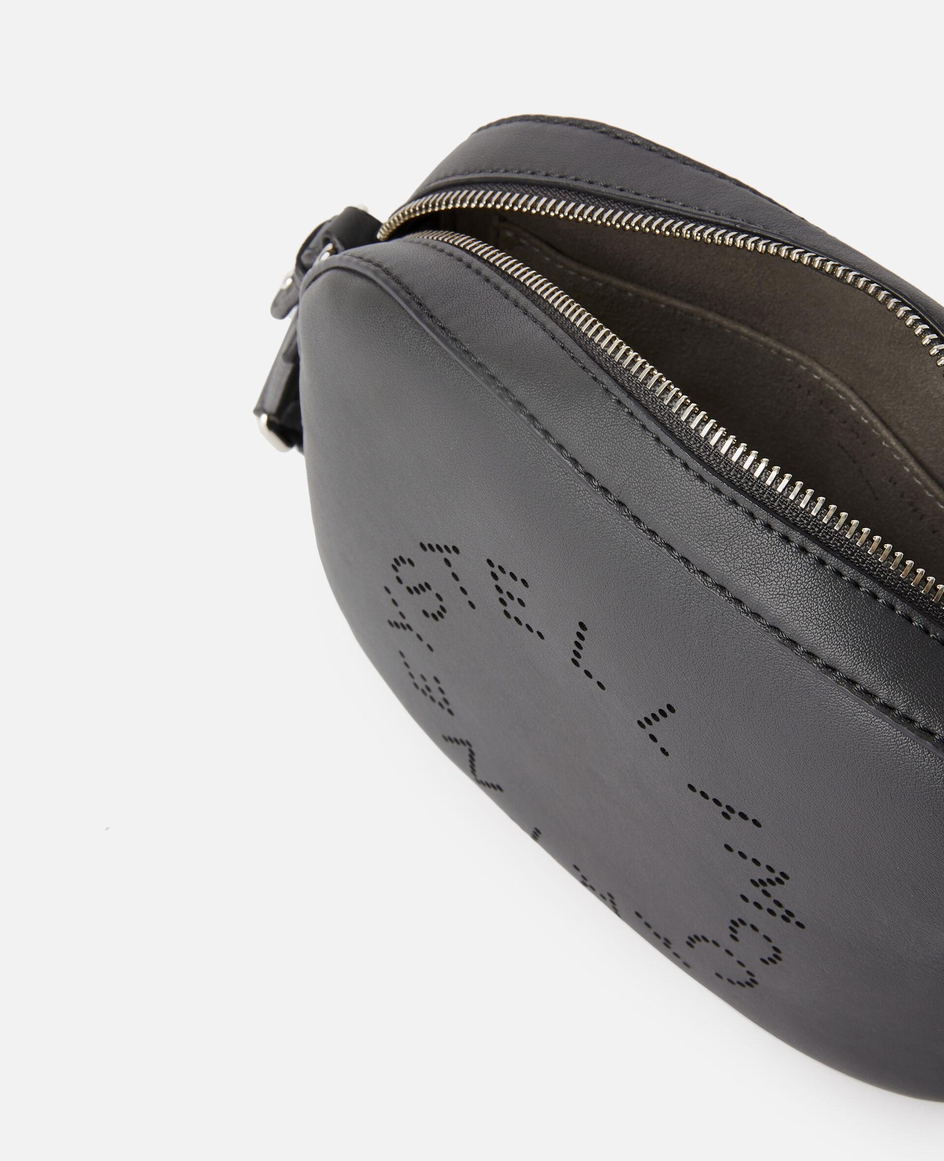 Stella Logo Mini Bag-Grey-large image number 3