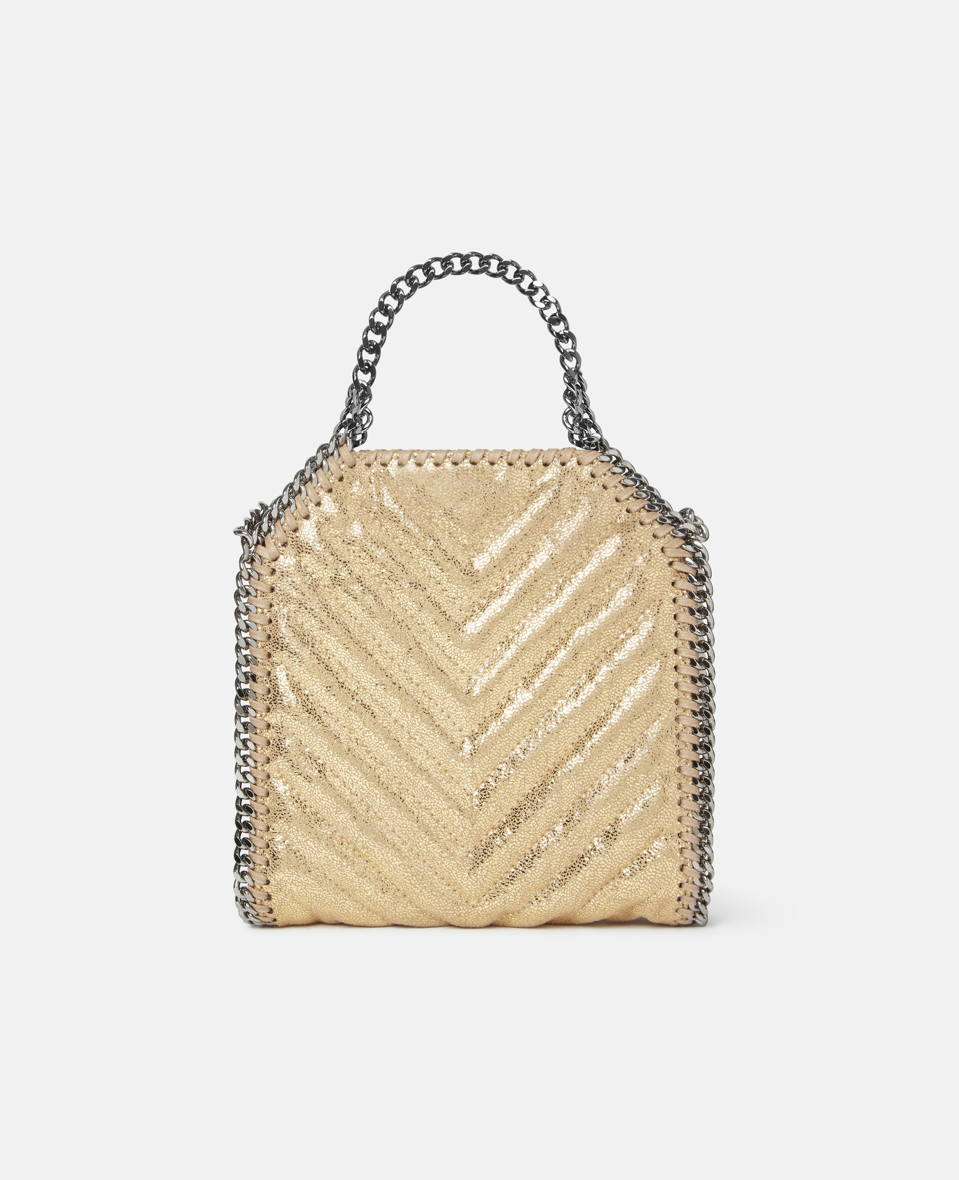 Falabella Tiny Tote-Yellow-large image number 2