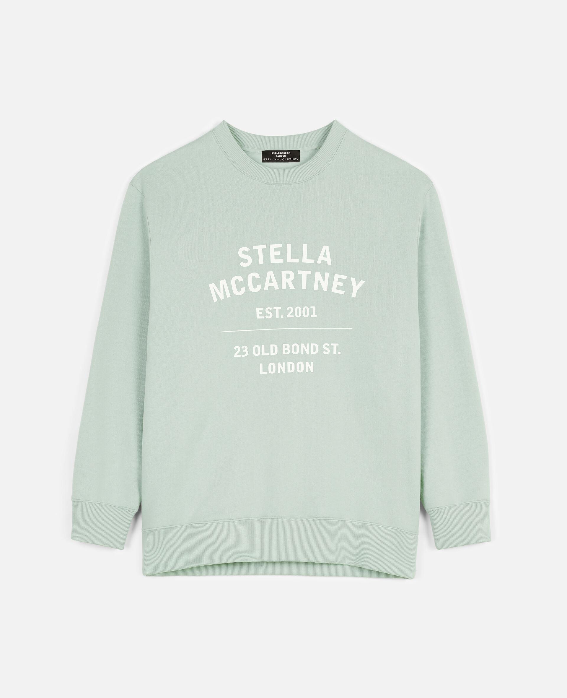 23 OBS Organic Cotton Sweatshirt-Black-large image number 0