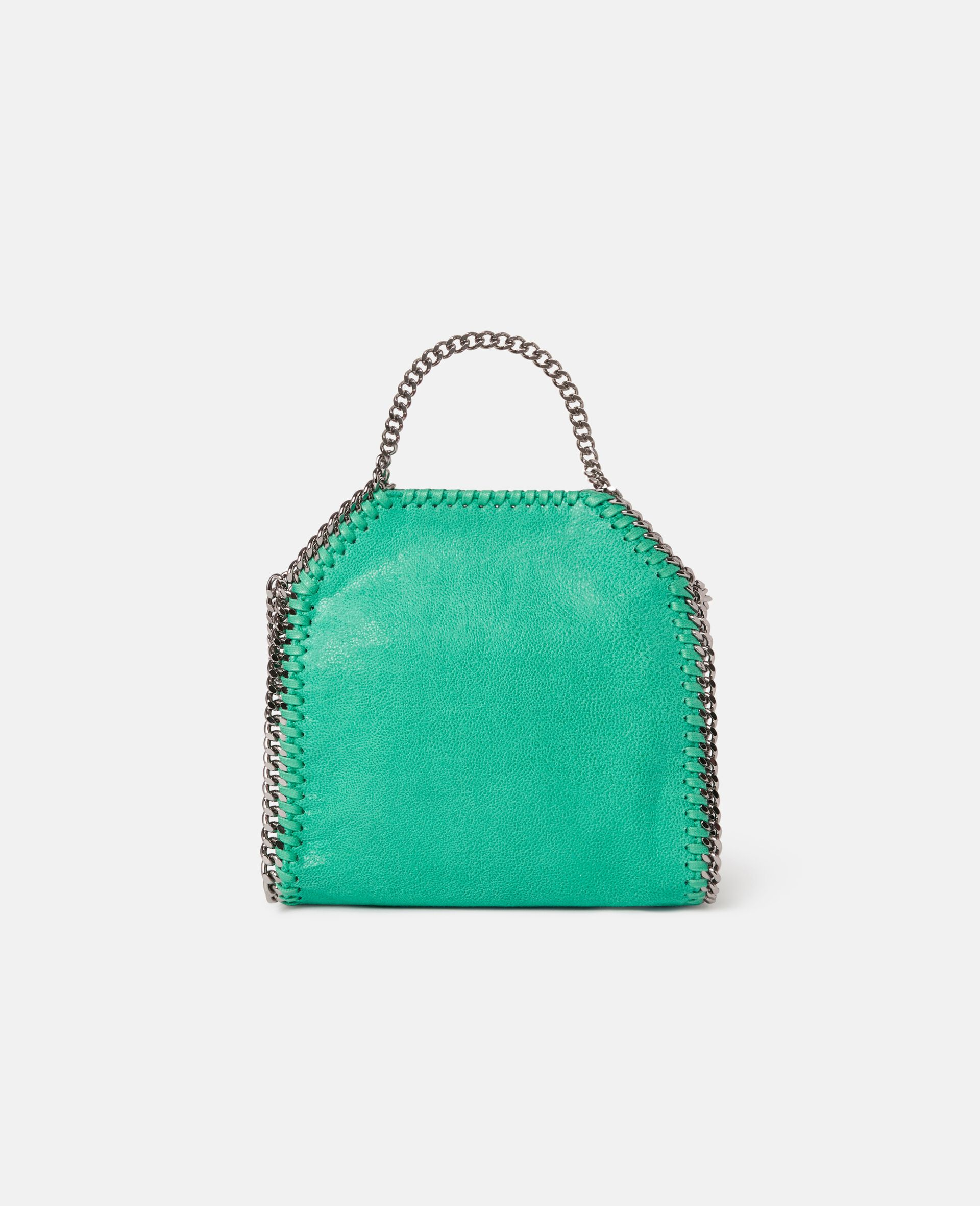 Falabella Tiny Tote-Grey-large image number 2