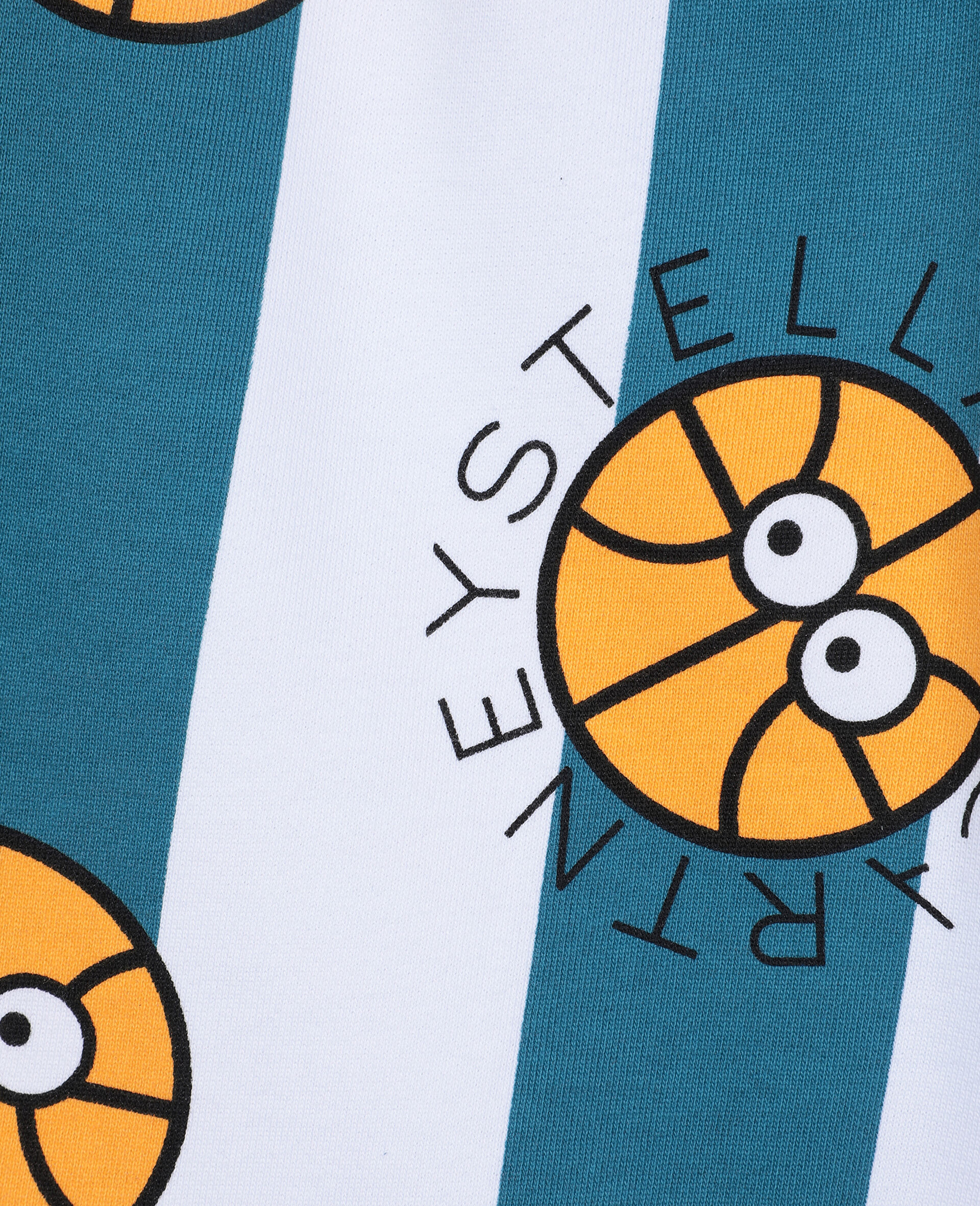 Basketballs 棉质短裤 -Multicolored-large image number 1