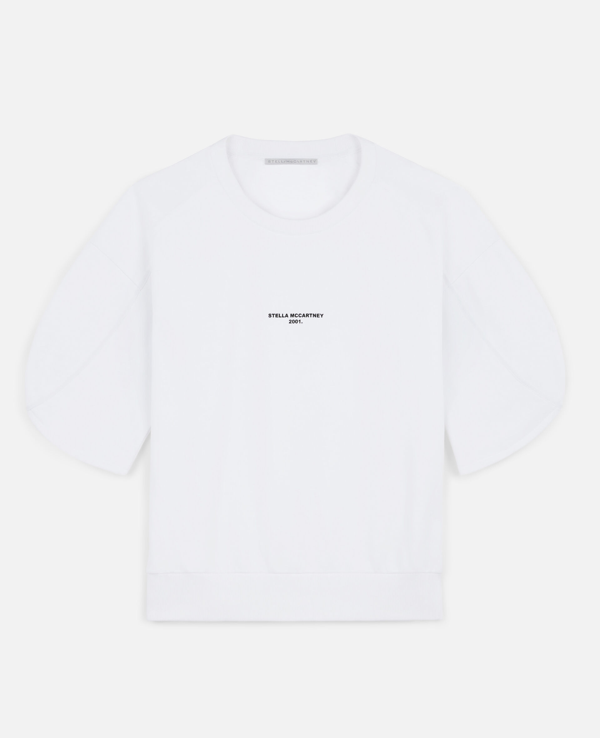 'Stella McCartney 2001.' Sweatshirt-White-large image number 0