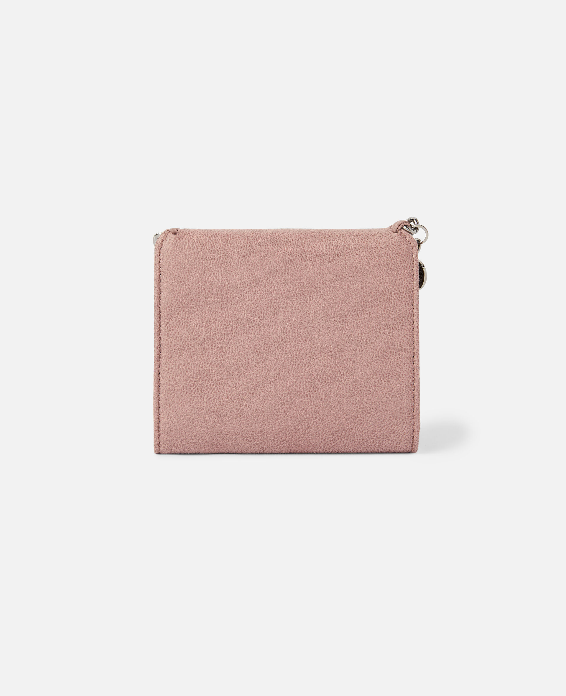 Falabella Small Flap Wallet-Grey-large image number 2