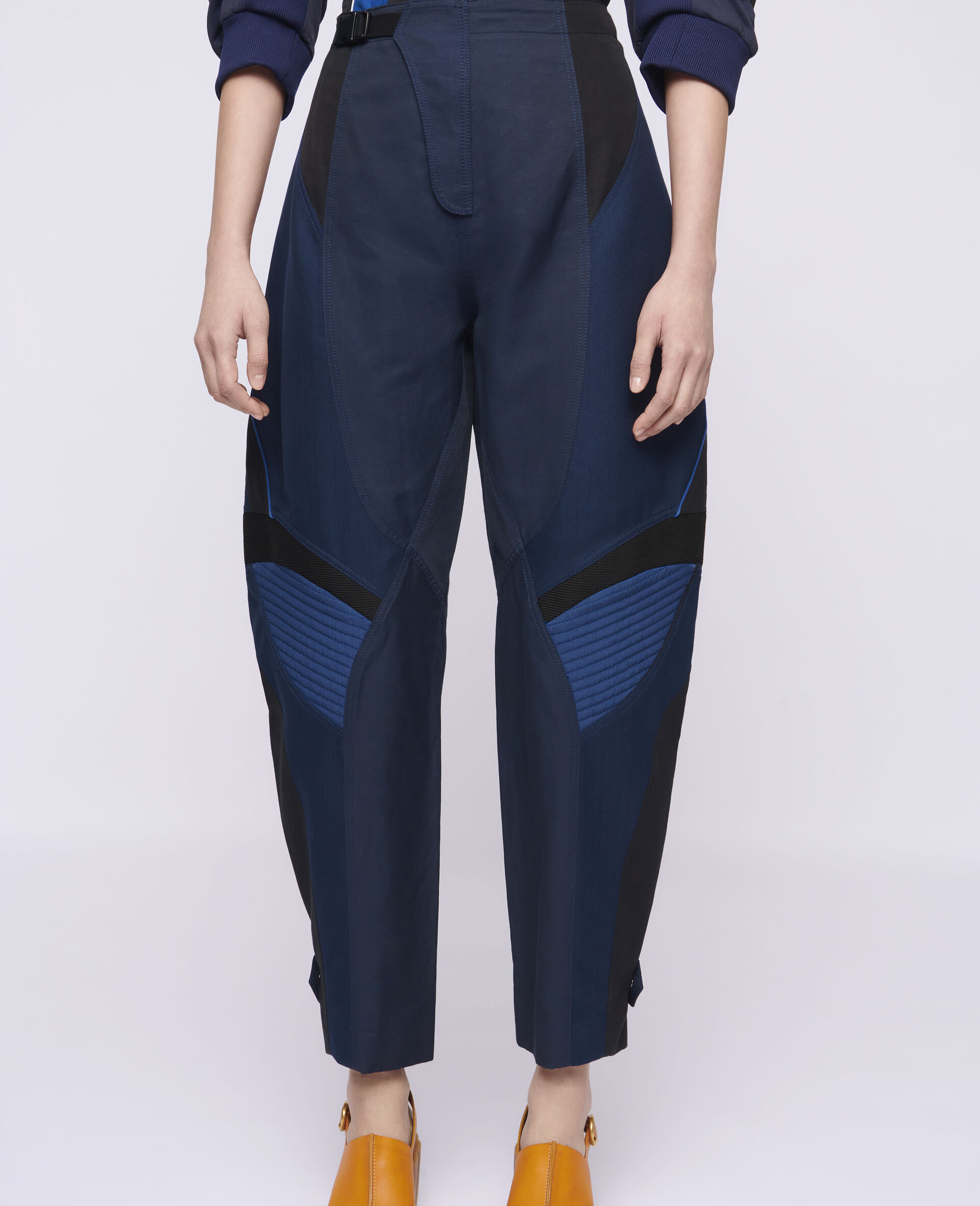 Brooke Trousers-Blue-large image number 3
