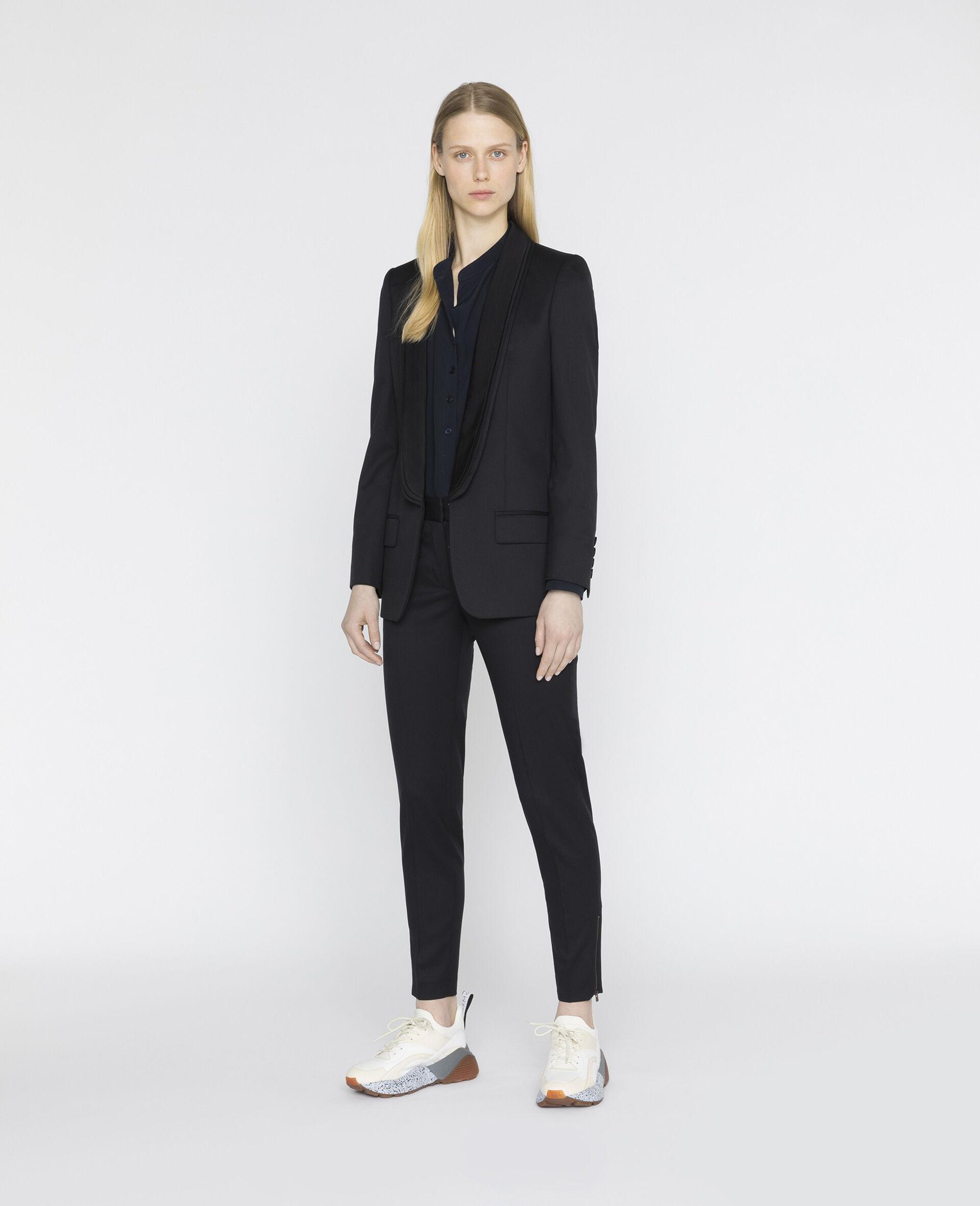 Pantaloni Vivian-Nero-large image number 1