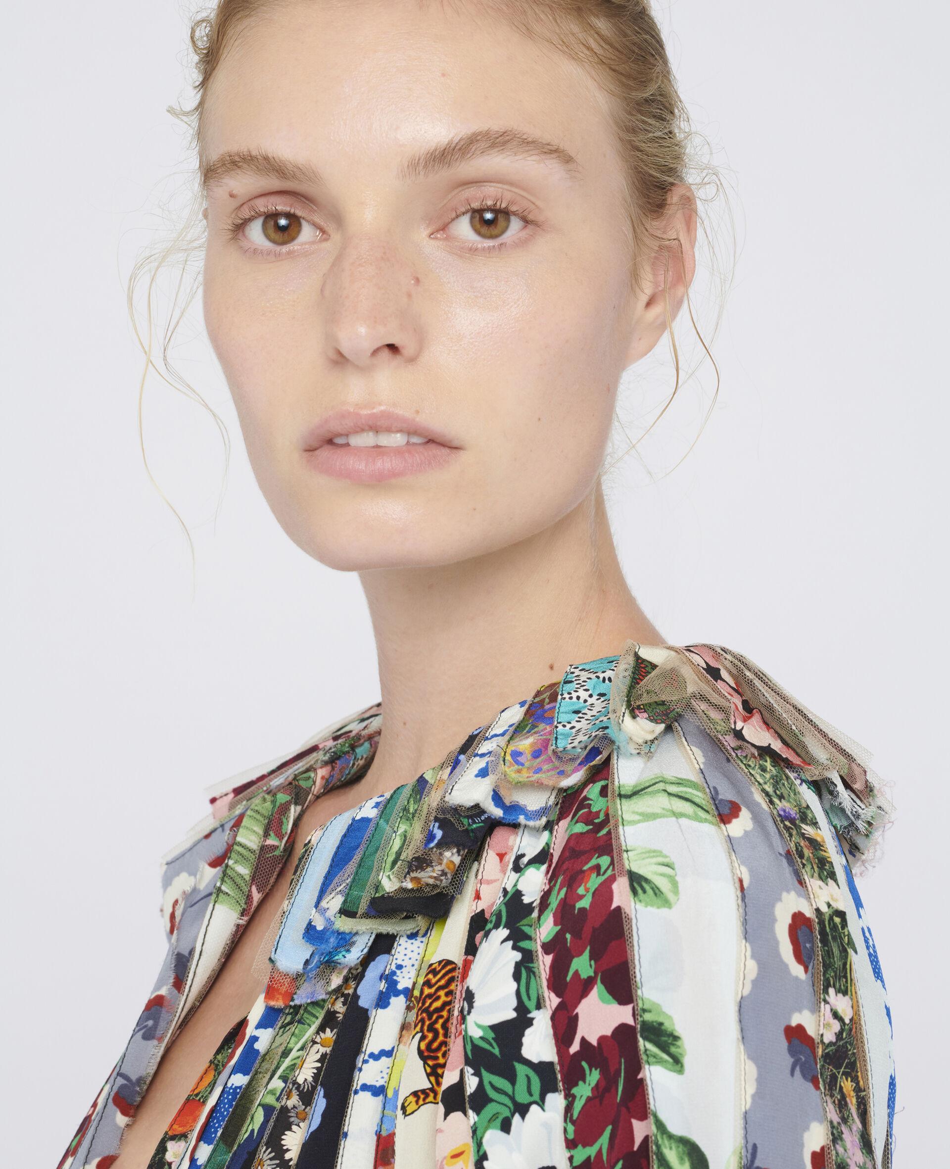 Gabriela Maxi Dress-Multicoloured-large image number 3