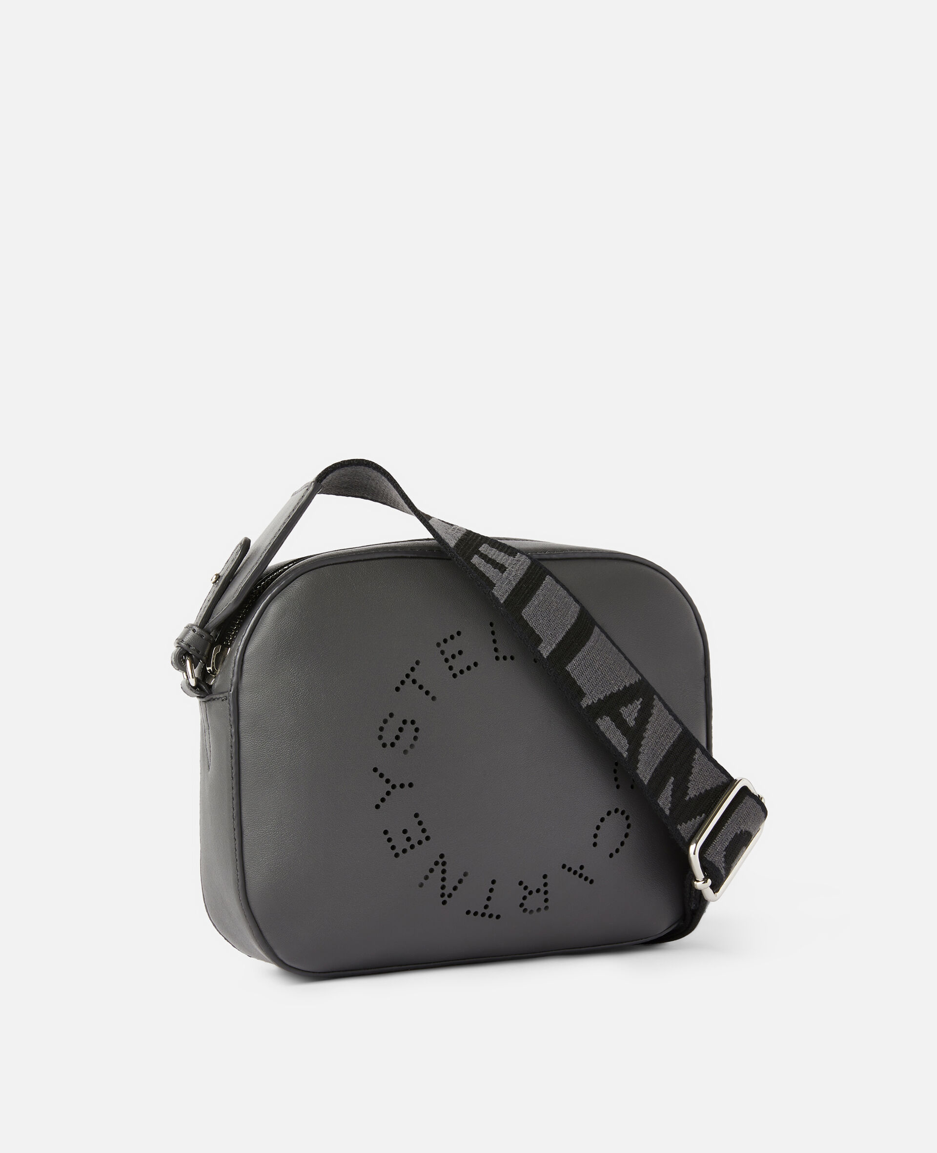 Stella Logo Mini Bag-Grey-large image number 1