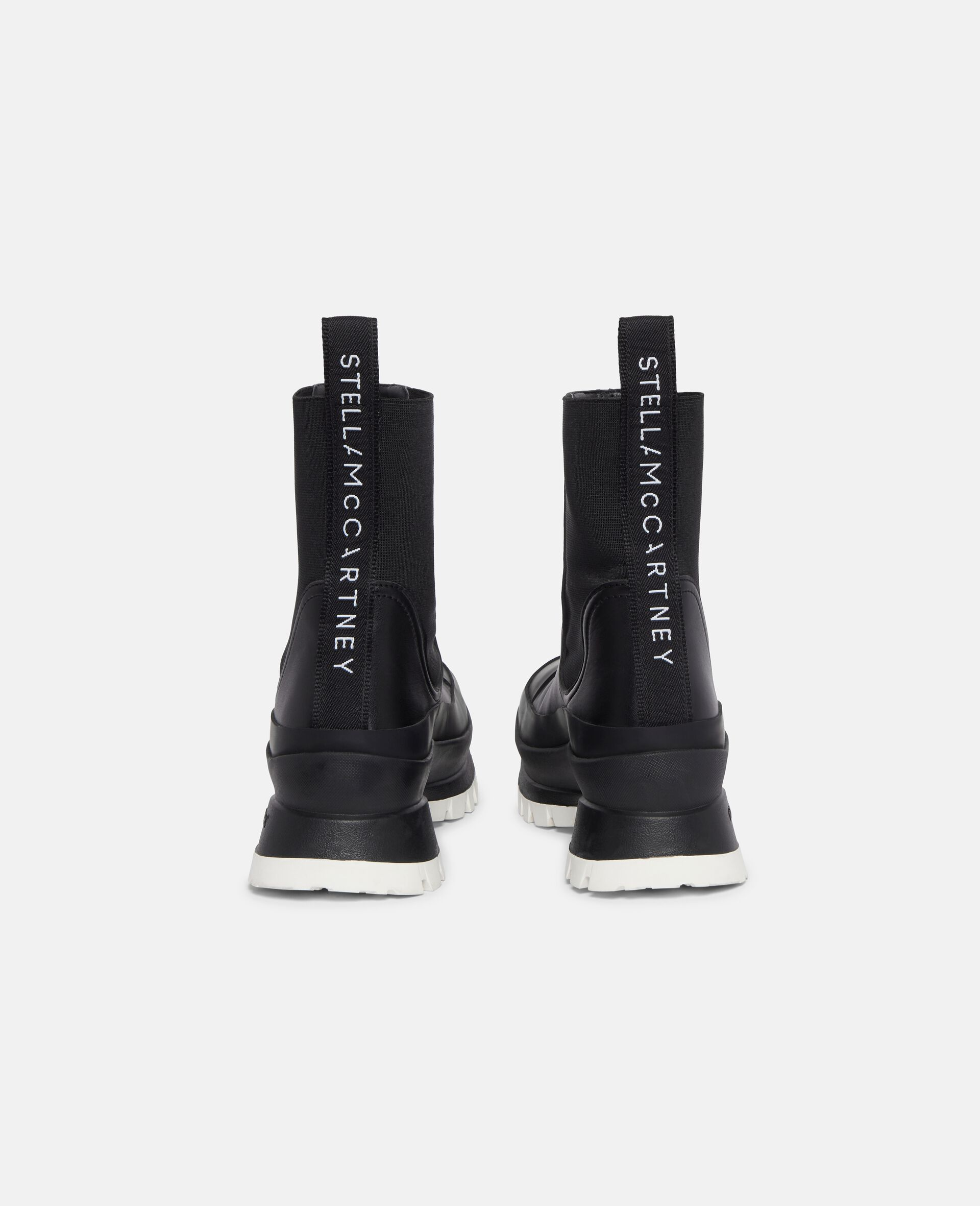 Trace Chelsea Boots-Black-large image number 2