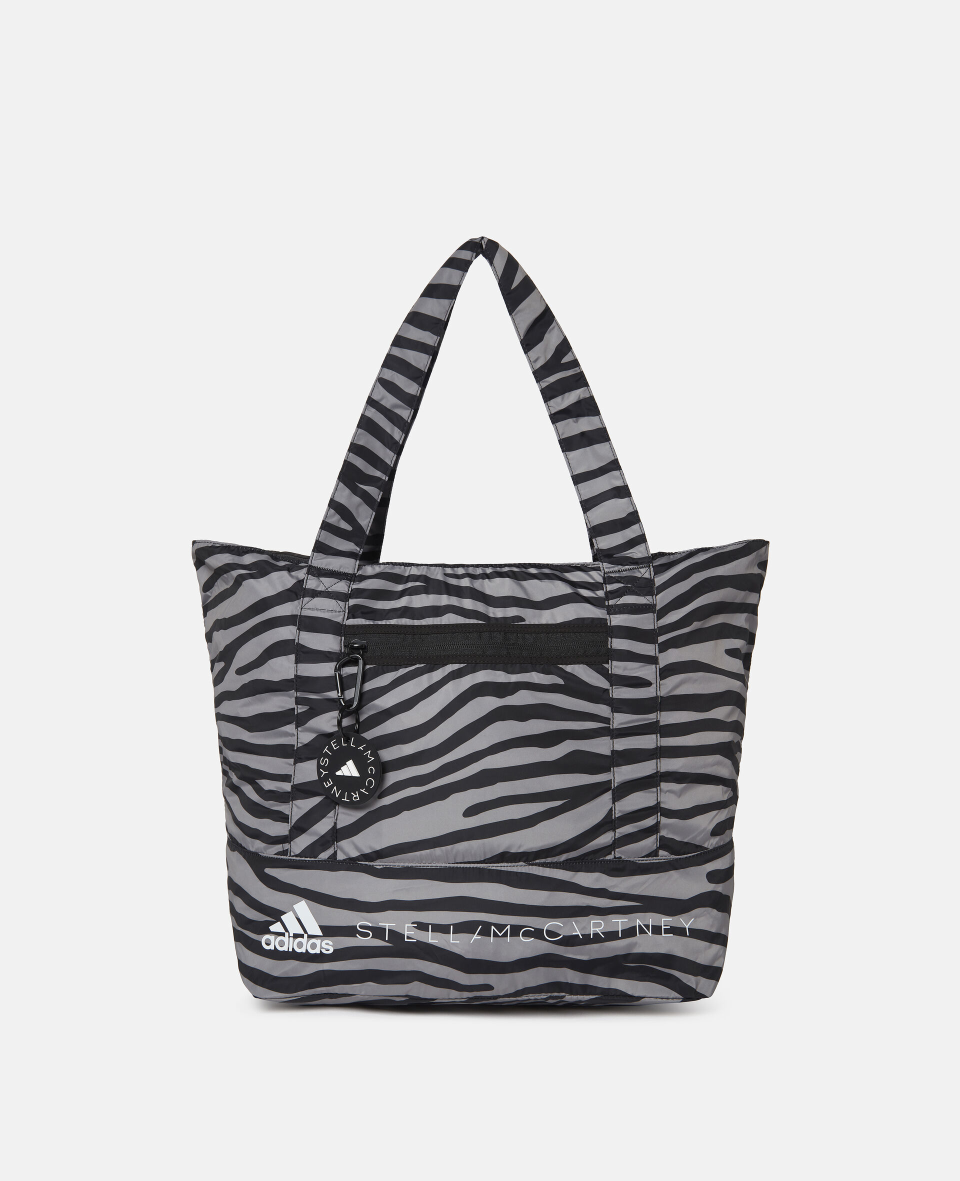 Printed Tote Bag-Multicolour-large image number 0