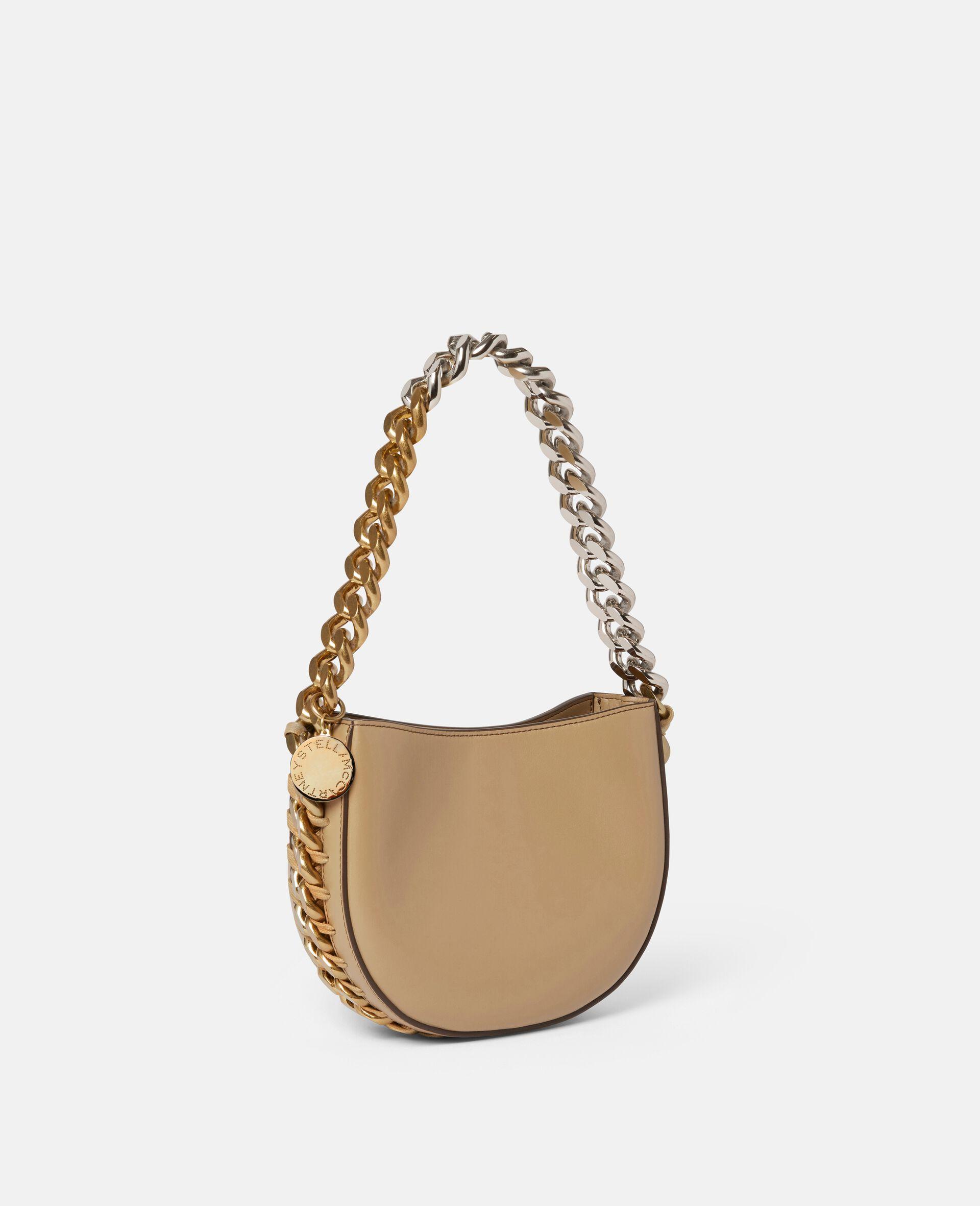 Petit sac porté épaule Frayme-Noir-large image number 1