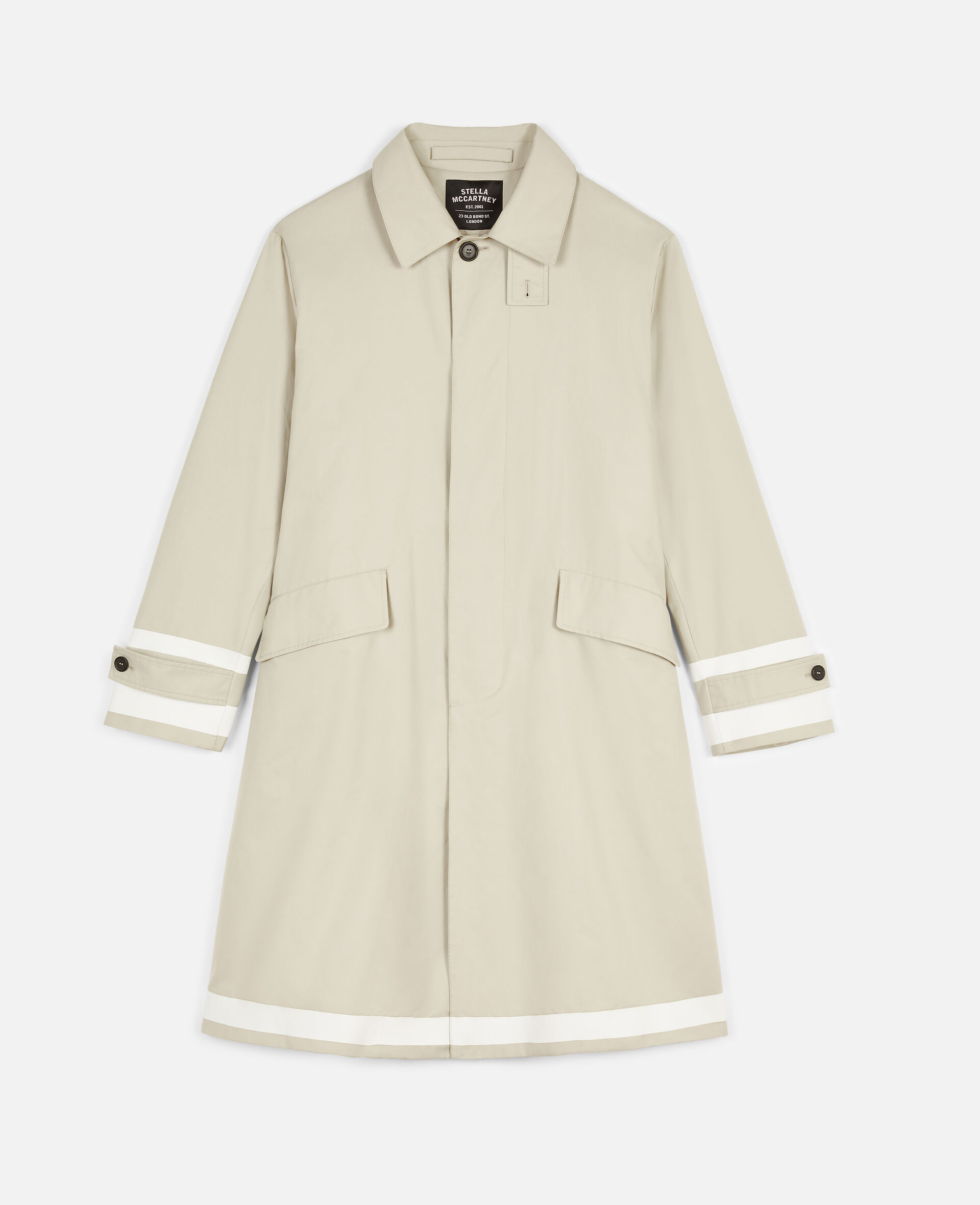 23 OBS Trench Coat -Beige-large image number 0