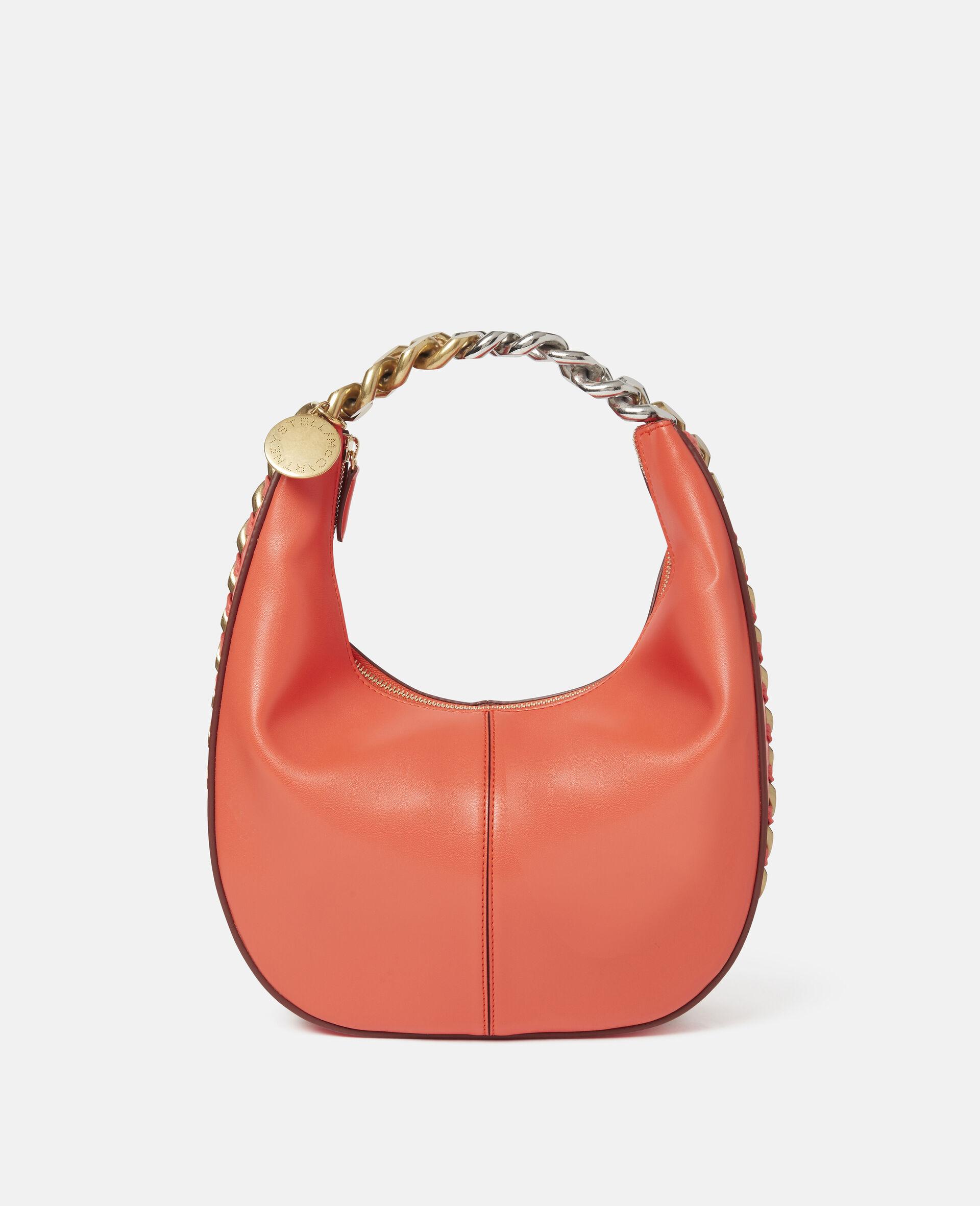 Frayme Small Zipit Shoulder Bag-Black-large image number 0