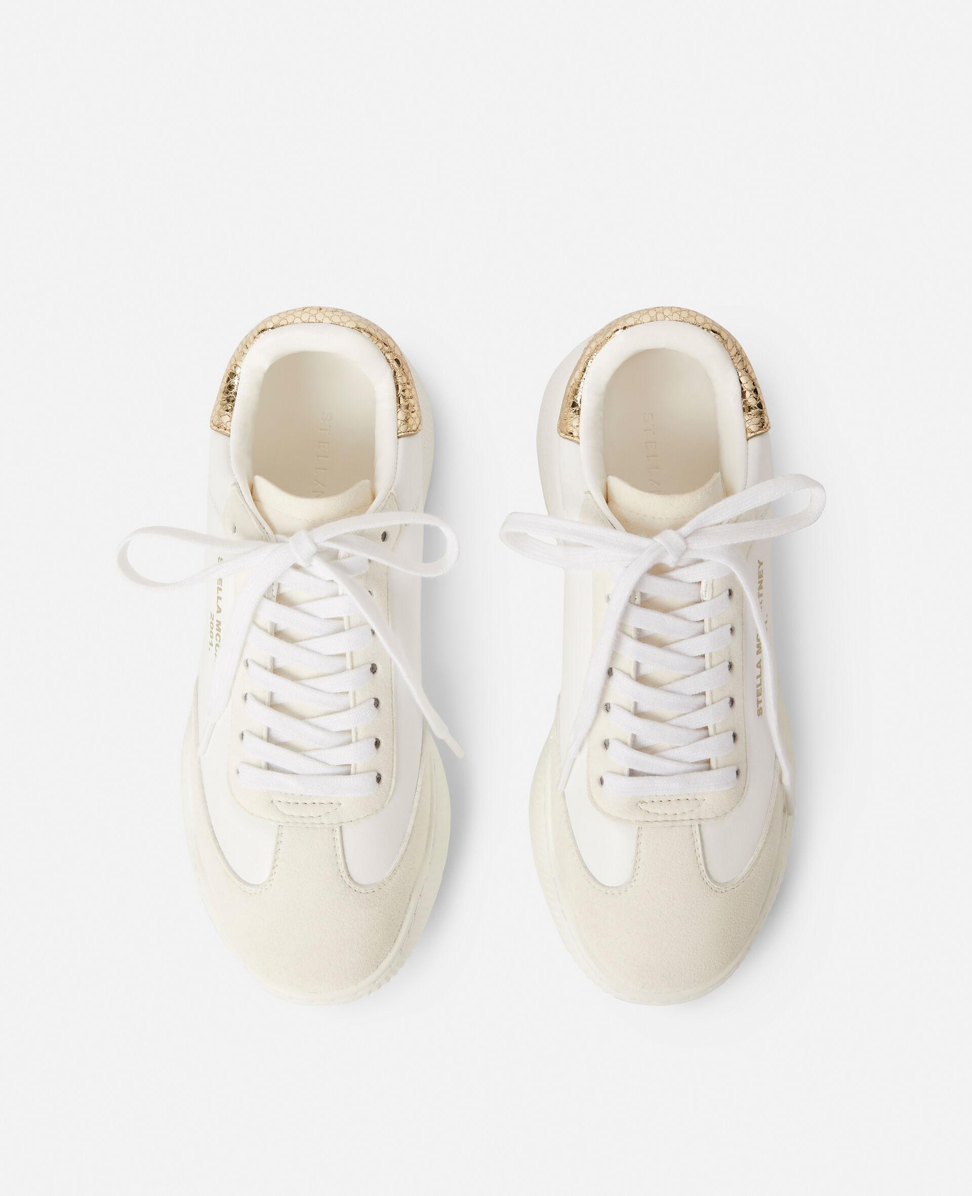 Loop 系带运动鞋-白色-large image number 3