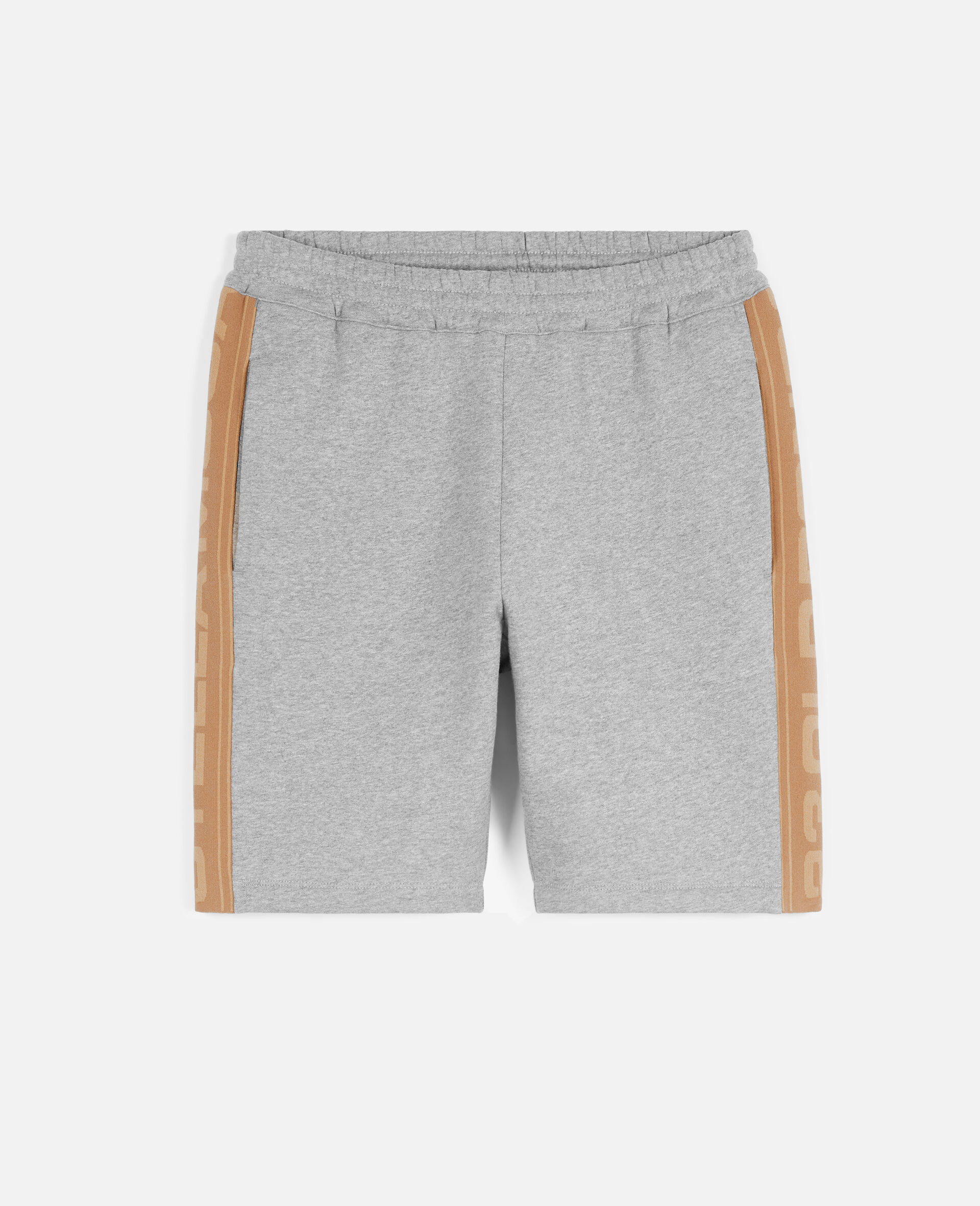 23 OBS Knitted Shorts -Grey-large image number 0