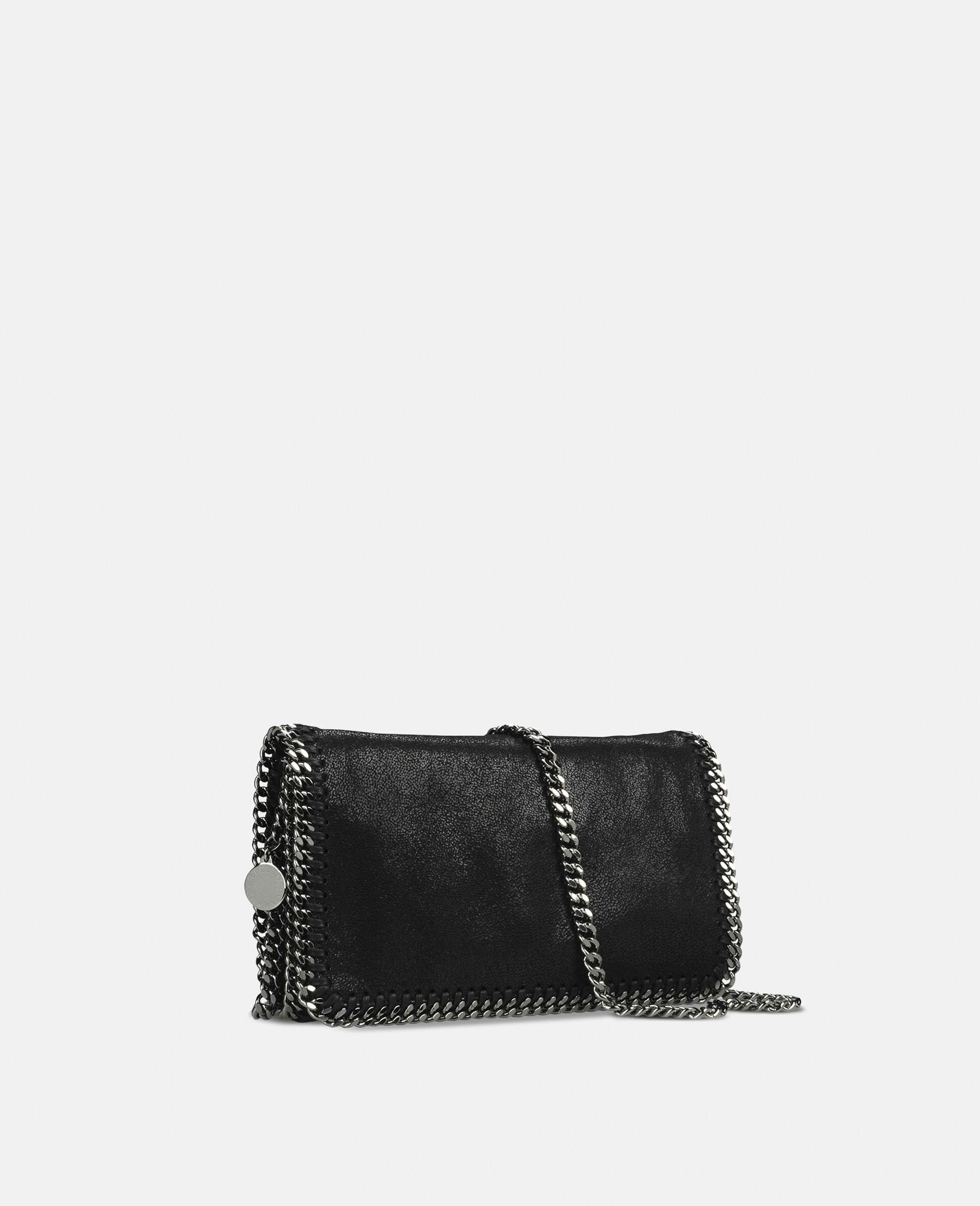 Falabella Shoulder Bag -Black-large image number 1