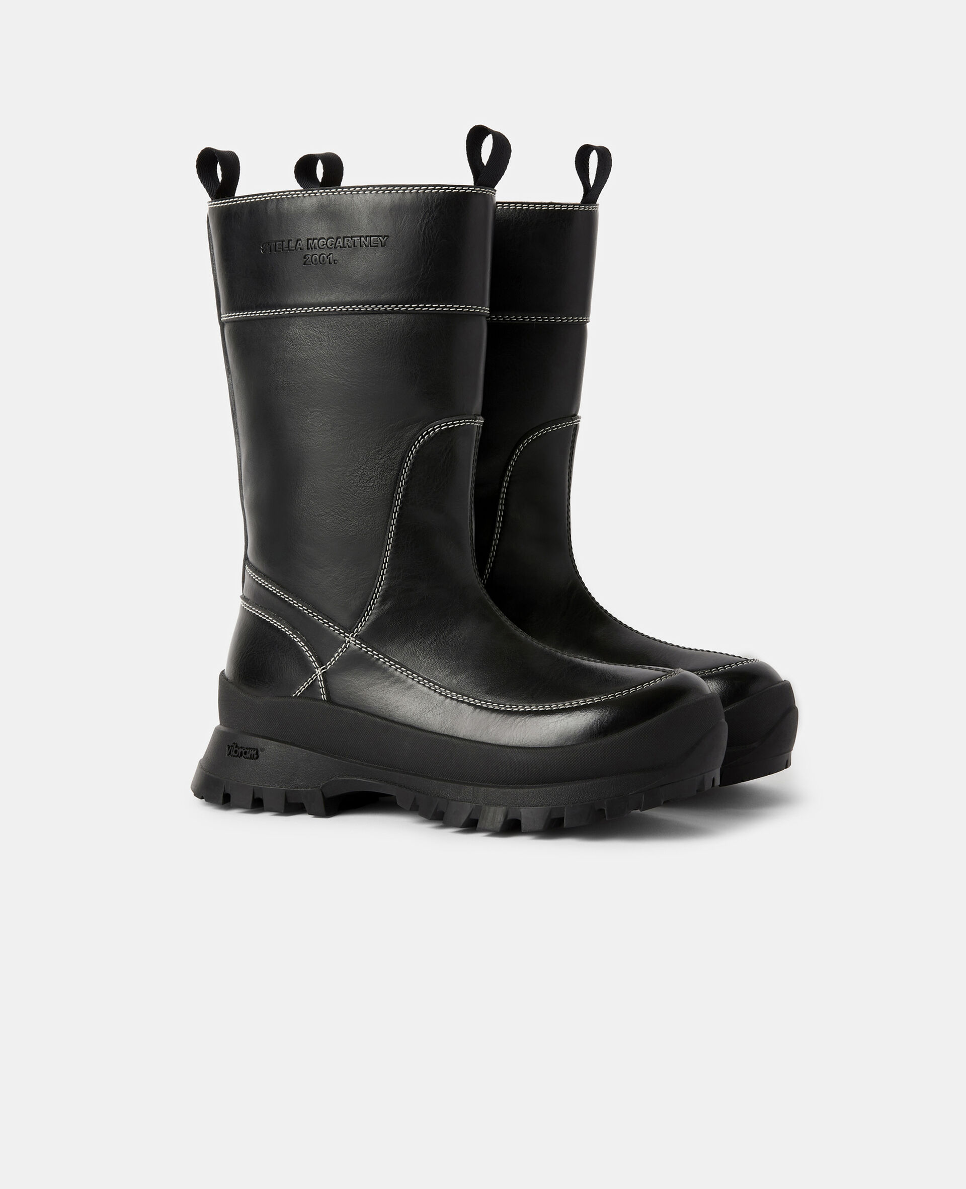 Trace Utility Boots-Black-large image number 1
