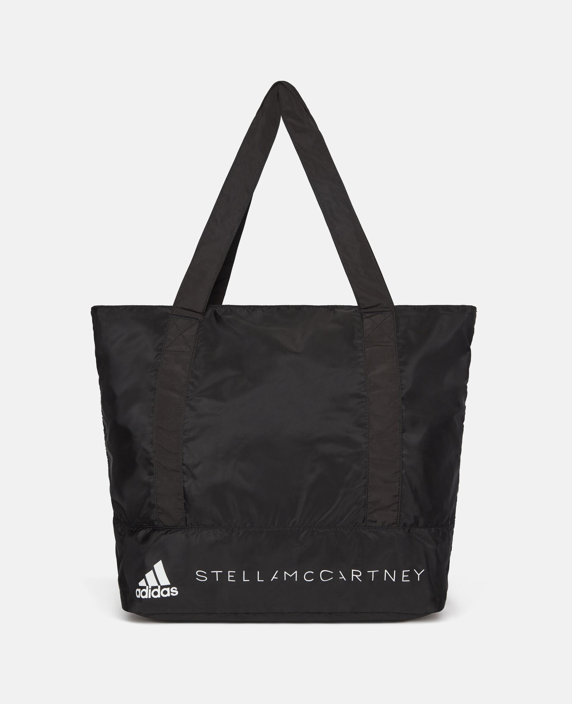 Black Tote Bag-Black-large image number 4