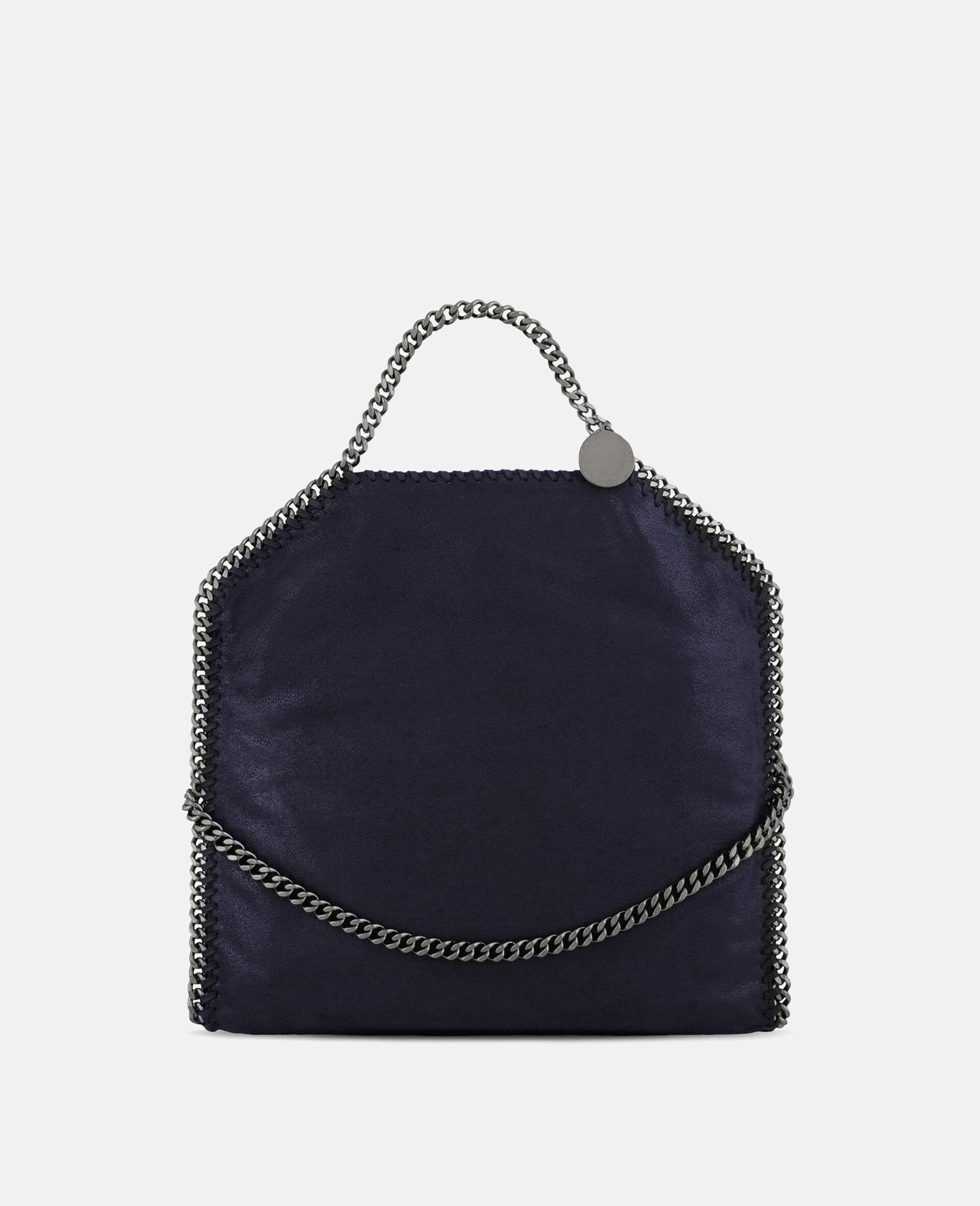 Tote Bag Falabella mit Überschlag-Blau-large image number 0