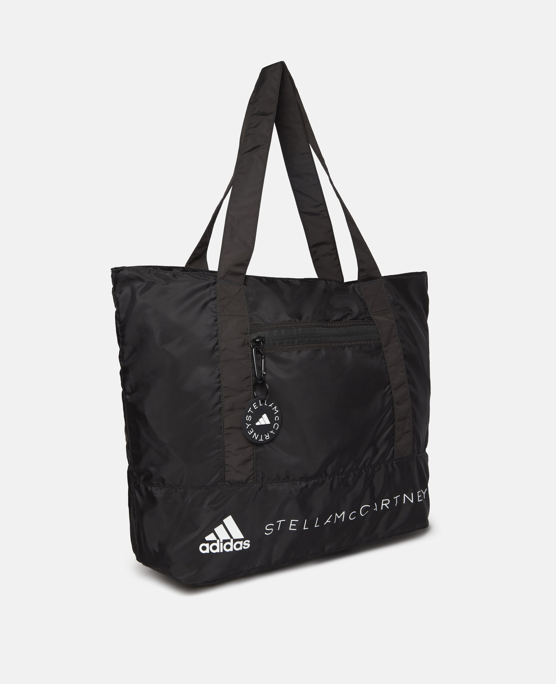 Black Tote Bag-Black-large image number 1